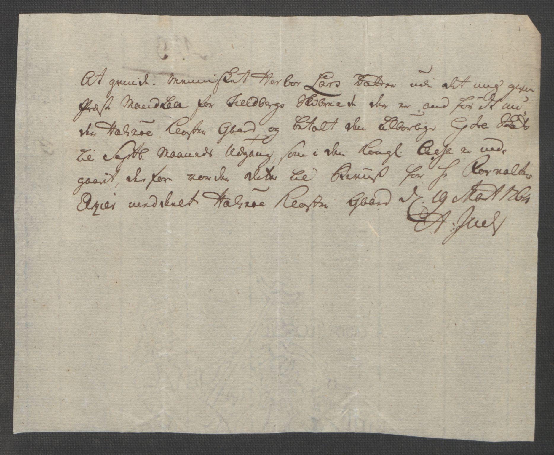 RA, Rentekammeret inntil 1814, Reviderte regnskaper, Fogderegnskap, R49/L3157: Ekstraskatten Rosendal Baroni, 1762-1772, s. 47