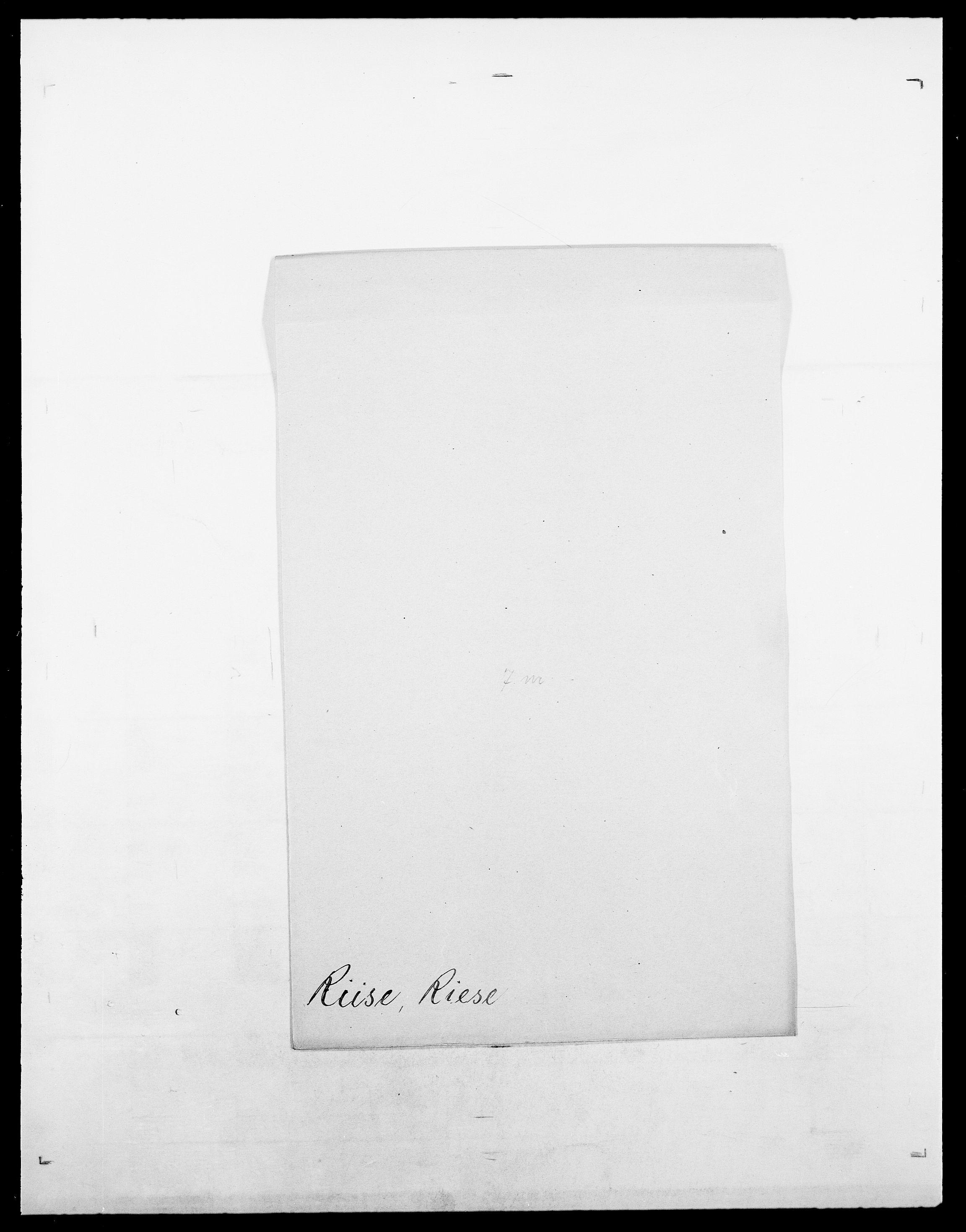 SAO, Delgobe, Charles Antoine - samling, D/Da/L0032: Rabakovsky - Rivertz, s. 651