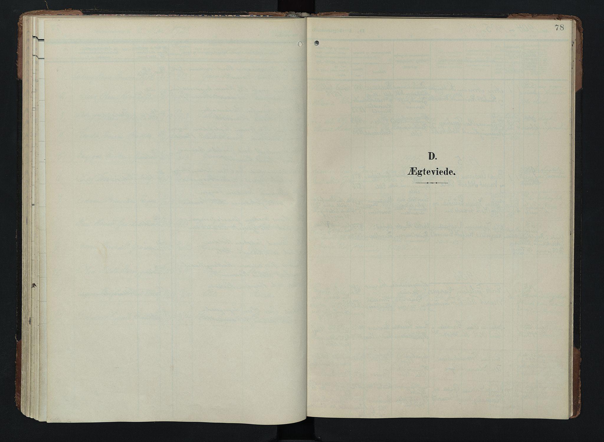 SAH, Lom prestekontor, K/L0011: Ministerialbok nr. 11, 1904-1928, s. 78