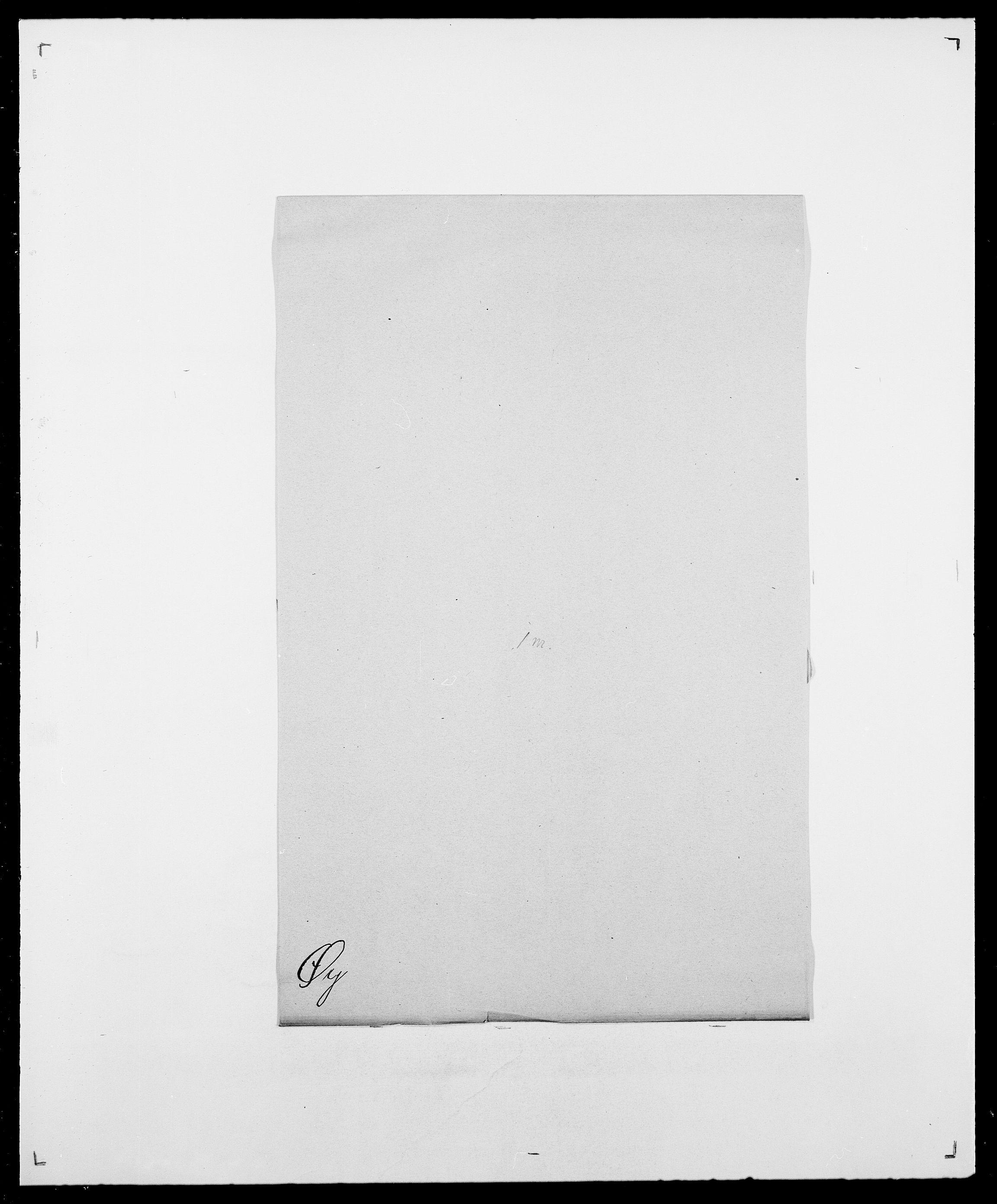 SAO, Delgobe, Charles Antoine - samling, D/Da/L0043: Wulfsberg - v. Zanten, s. 424