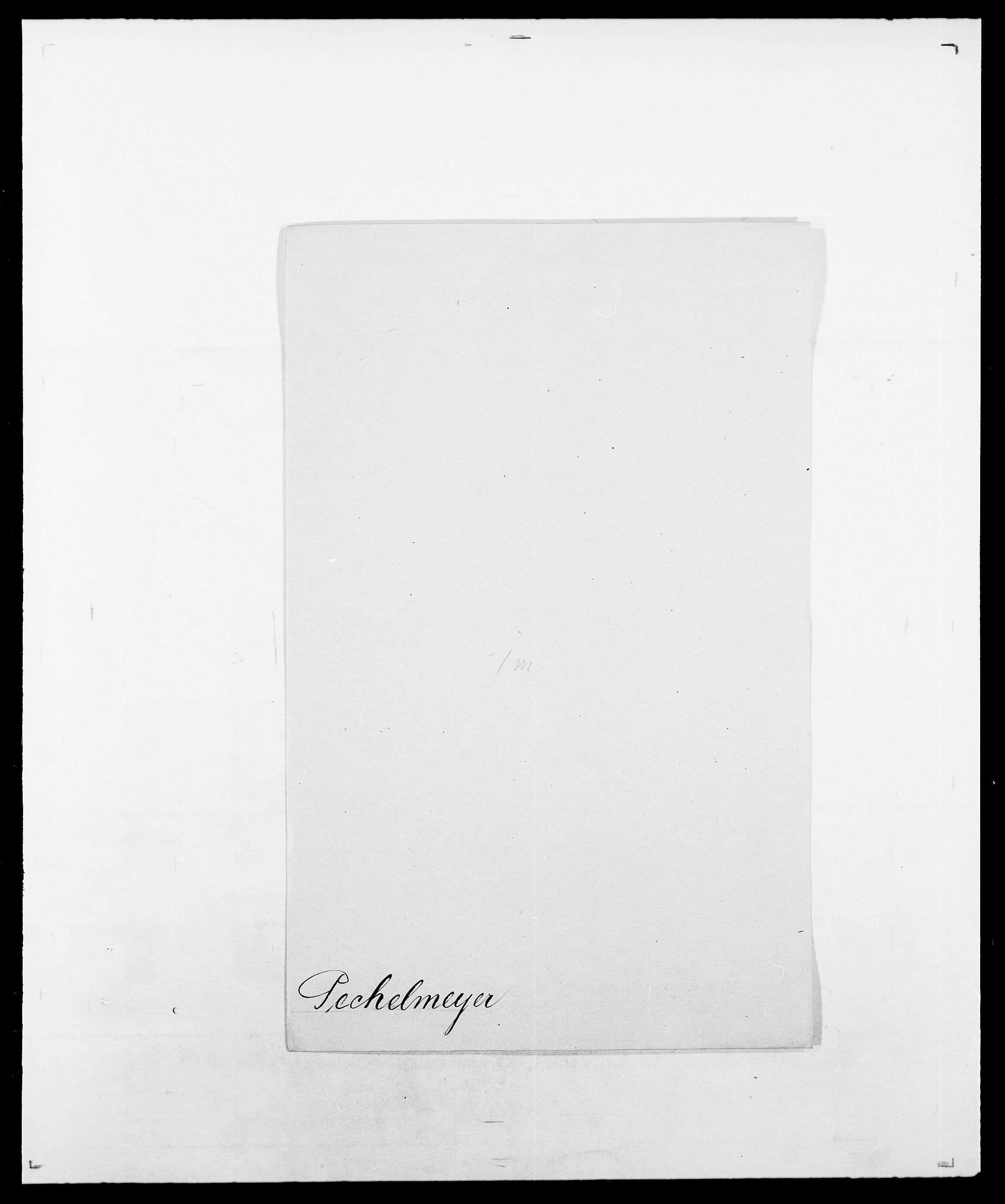 SAO, Delgobe, Charles Antoine - samling, D/Da/L0030: Paars - Pittelkov, s. 263