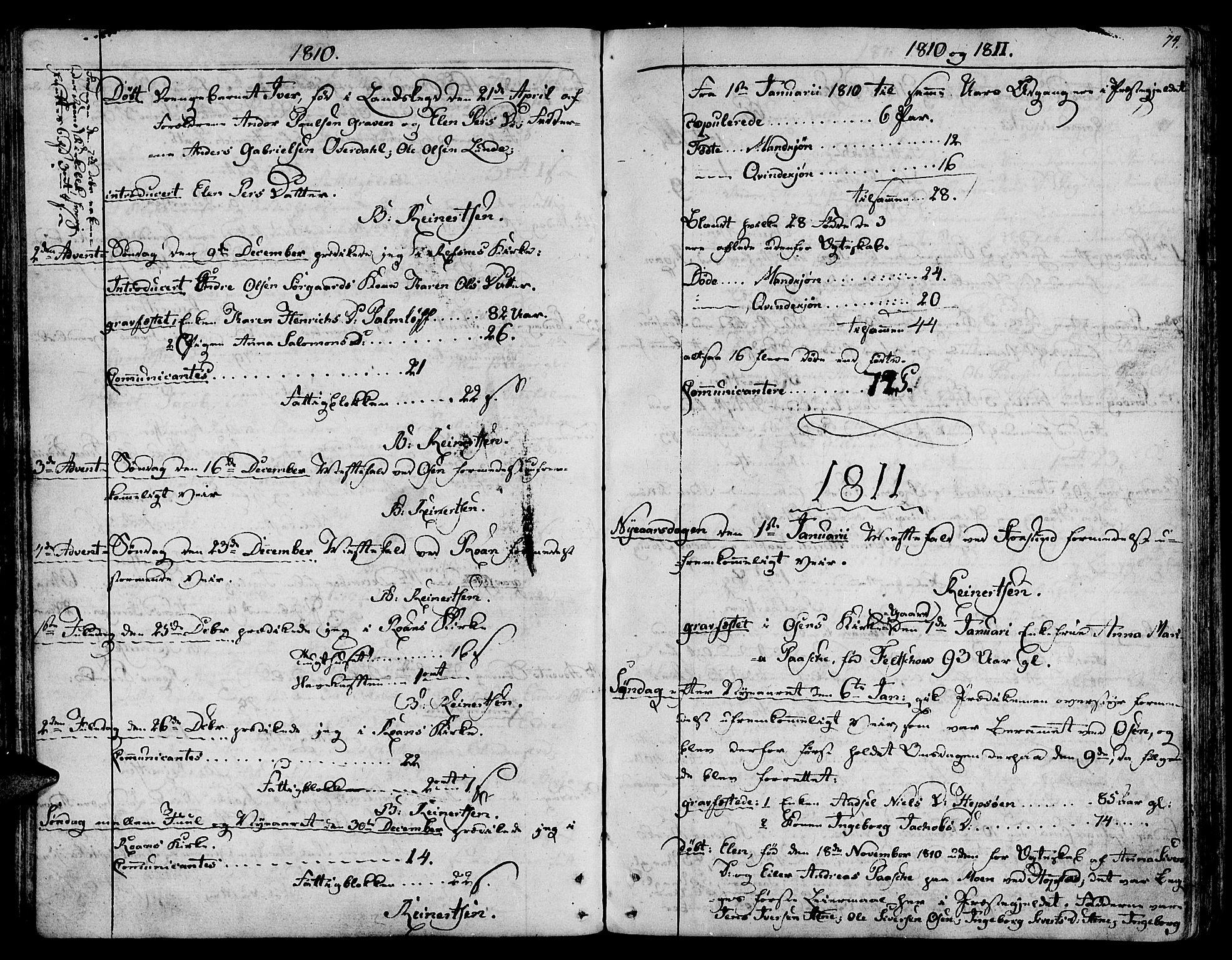 SAT, Ministerialprotokoller, klokkerbøker og fødselsregistre - Sør-Trøndelag, 657/L0701: Ministerialbok nr. 657A02, 1802-1831, s. 74