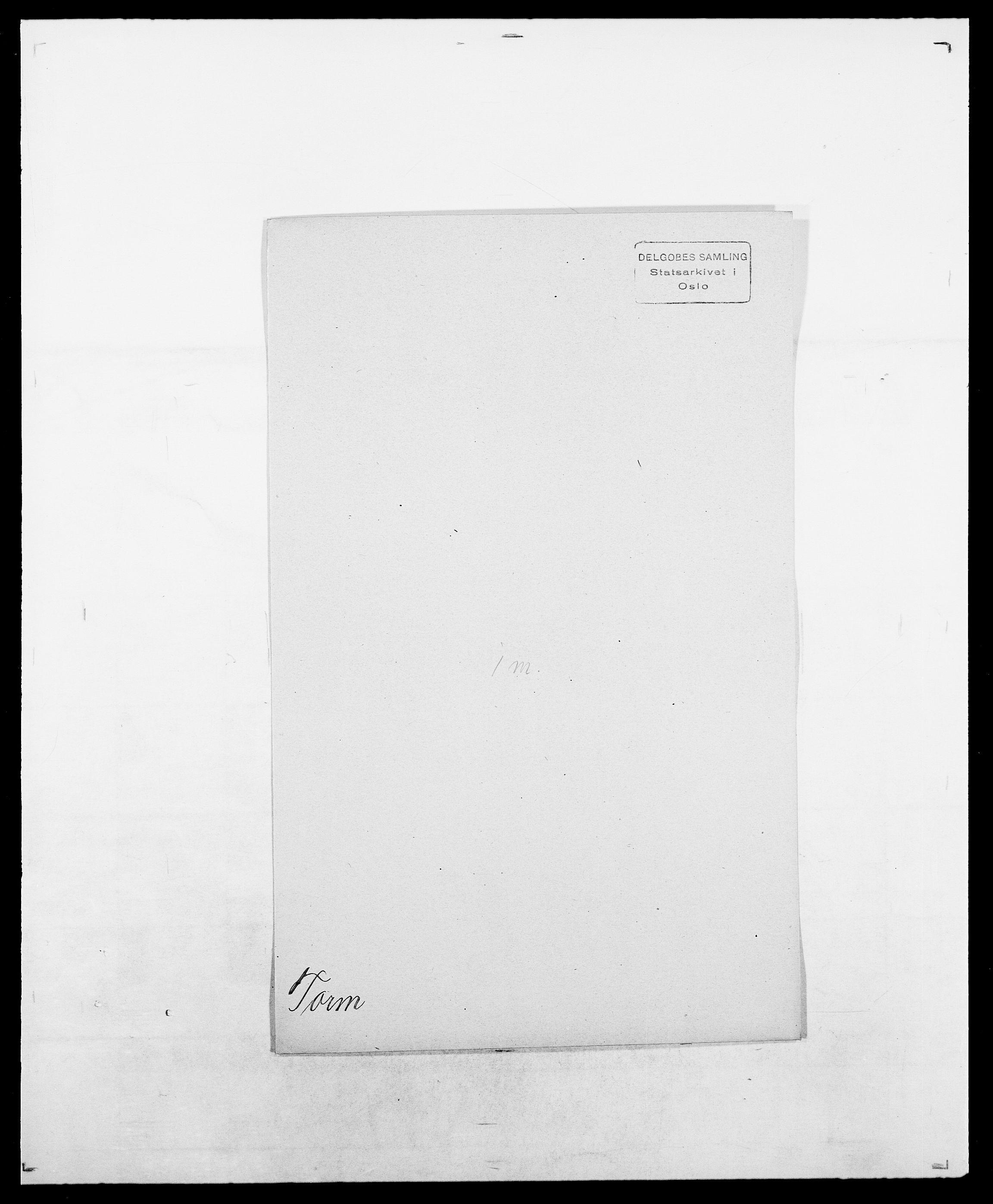 SAO, Delgobe, Charles Antoine - samling, D/Da/L0039: Thorsen - Urup, s. 177