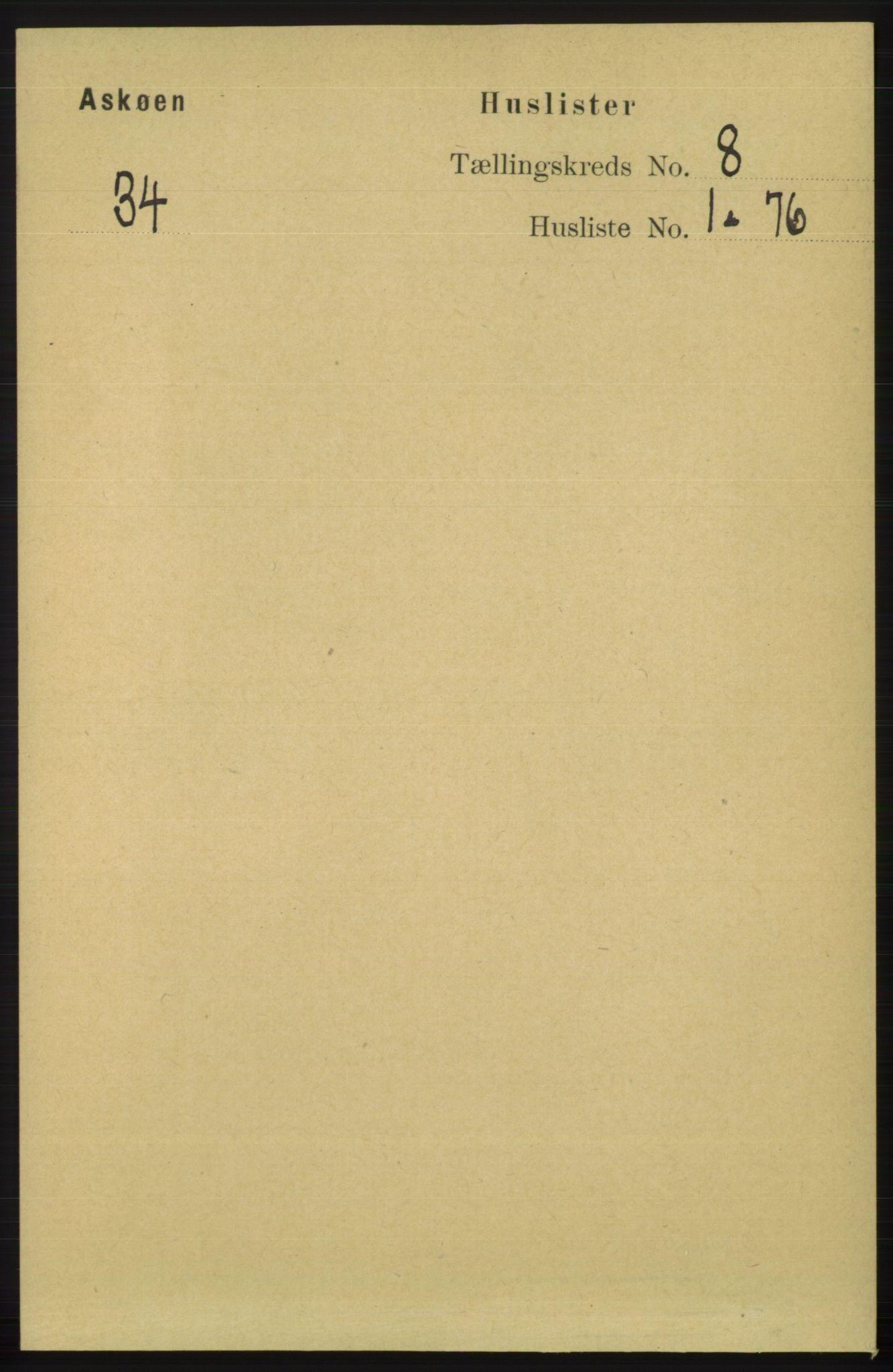 RA, Folketelling 1891 for 1247 Askøy herred, 1891, s. 5318