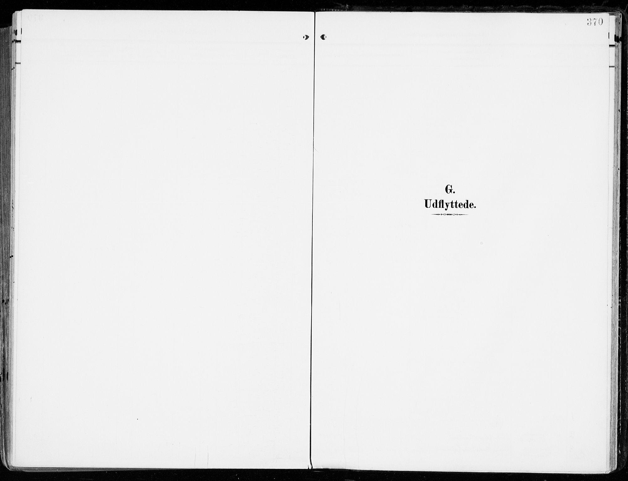 SAKO, Tjølling kirkebøker, F/Fa/L0010: Ministerialbok nr. 10, 1906-1923, s. 370