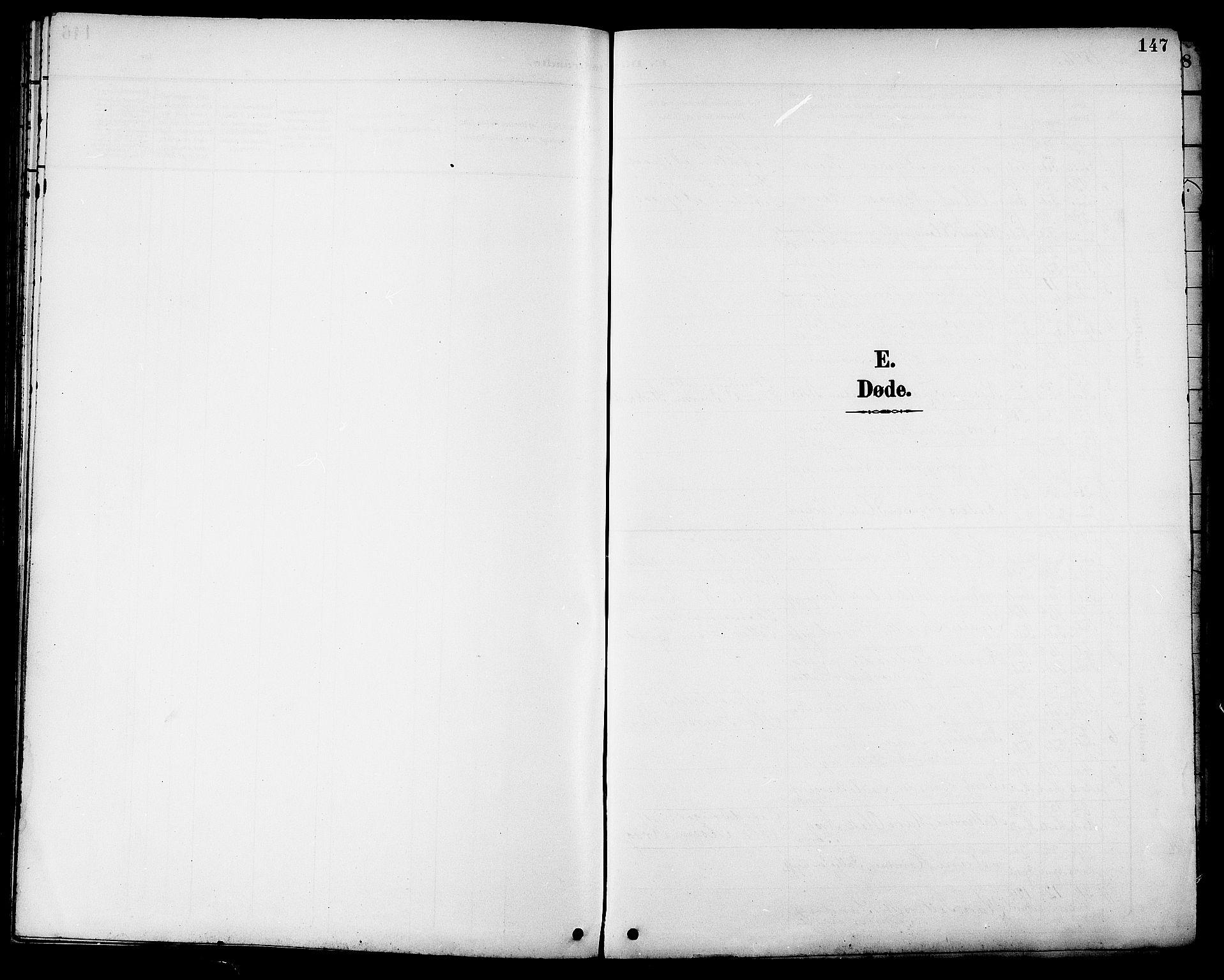 SAT, Ministerialprotokoller, klokkerbøker og fødselsregistre - Sør-Trøndelag, 681/L0941: Klokkerbok nr. 681C05, 1896-1905, s. 147