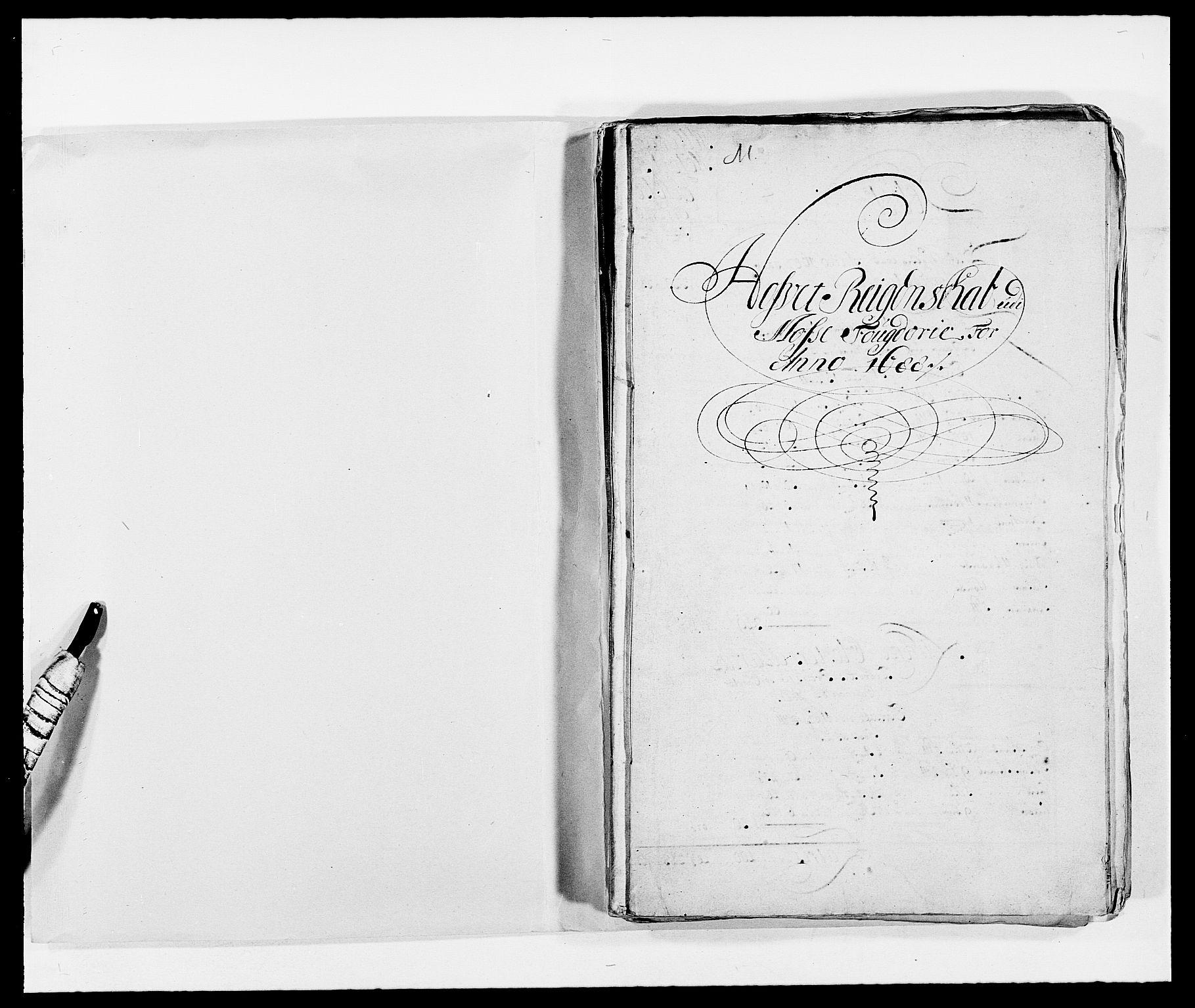 RA, Rentekammeret inntil 1814, Reviderte regnskaper, Fogderegnskap, R02/L0106: Fogderegnskap Moss og Verne kloster, 1688-1691, s. 2