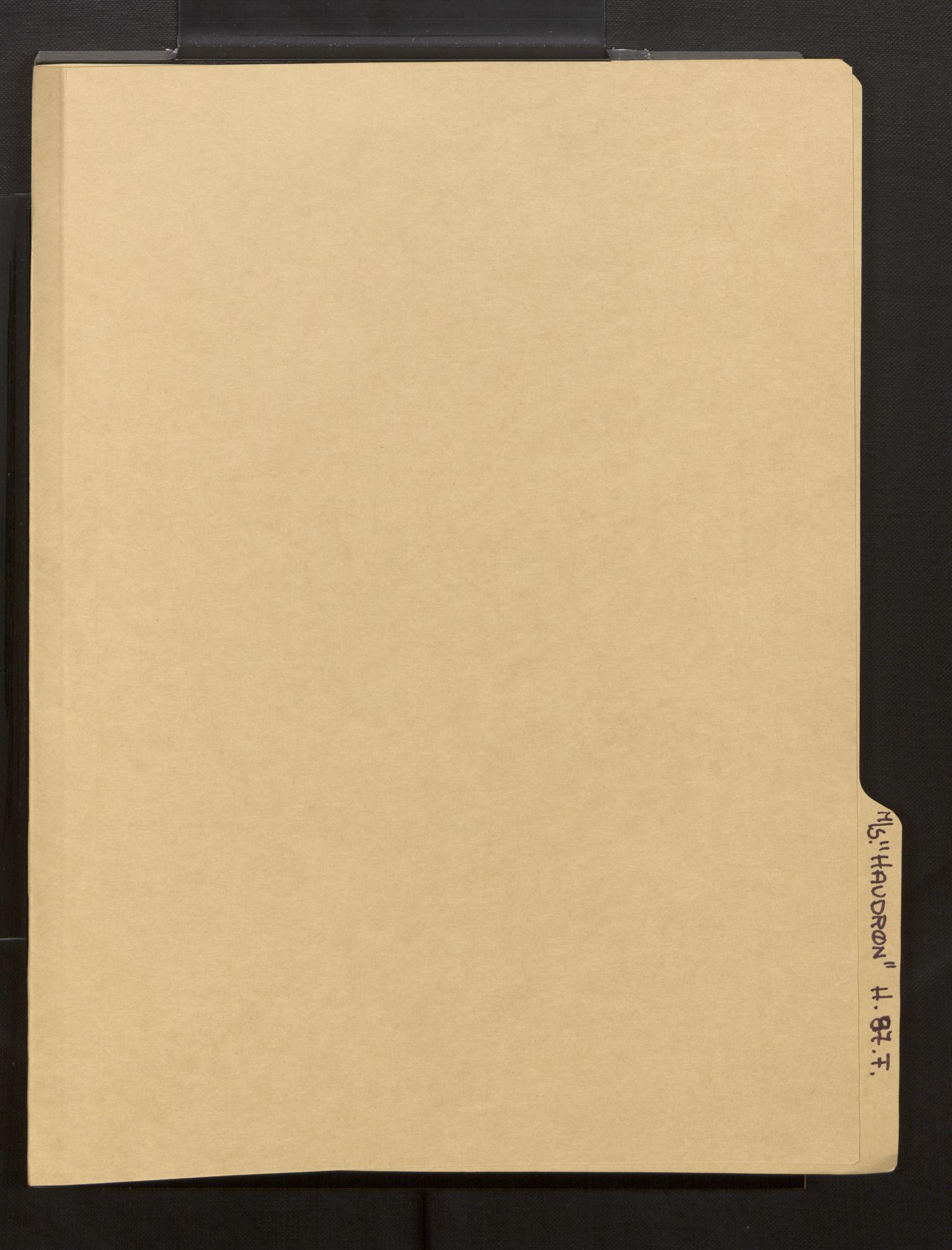 SAB, Fiskeridirektoratet - 1 Adm. ledelse - 13 Båtkontoret, La/L0042: Statens krigsforsikring for fiskeflåten, 1936-1971, s. 631