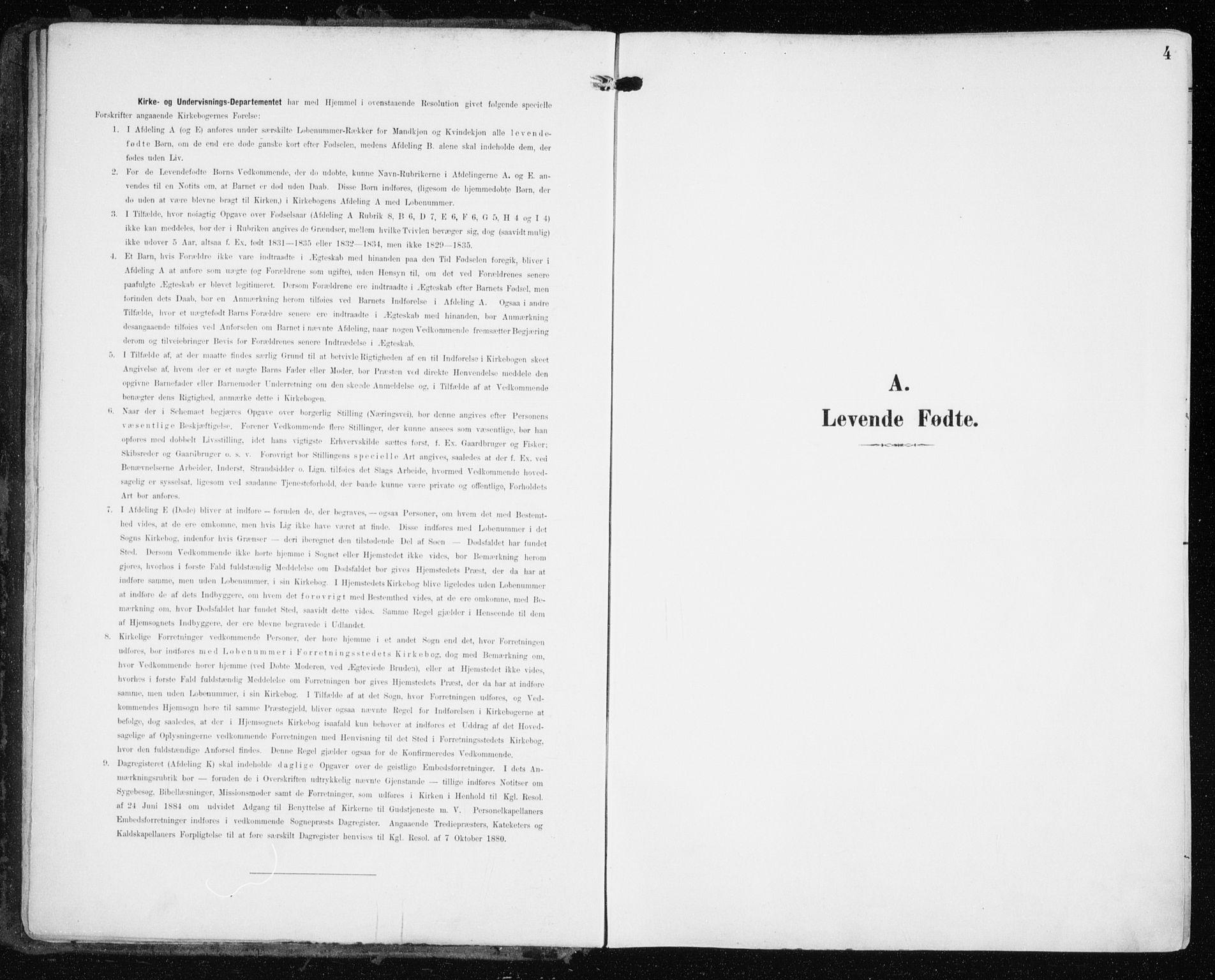 SATØ, Tromsøysund sokneprestkontor, G/Ga/L0006kirke: Ministerialbok nr. 6, 1897-1906, s. 4