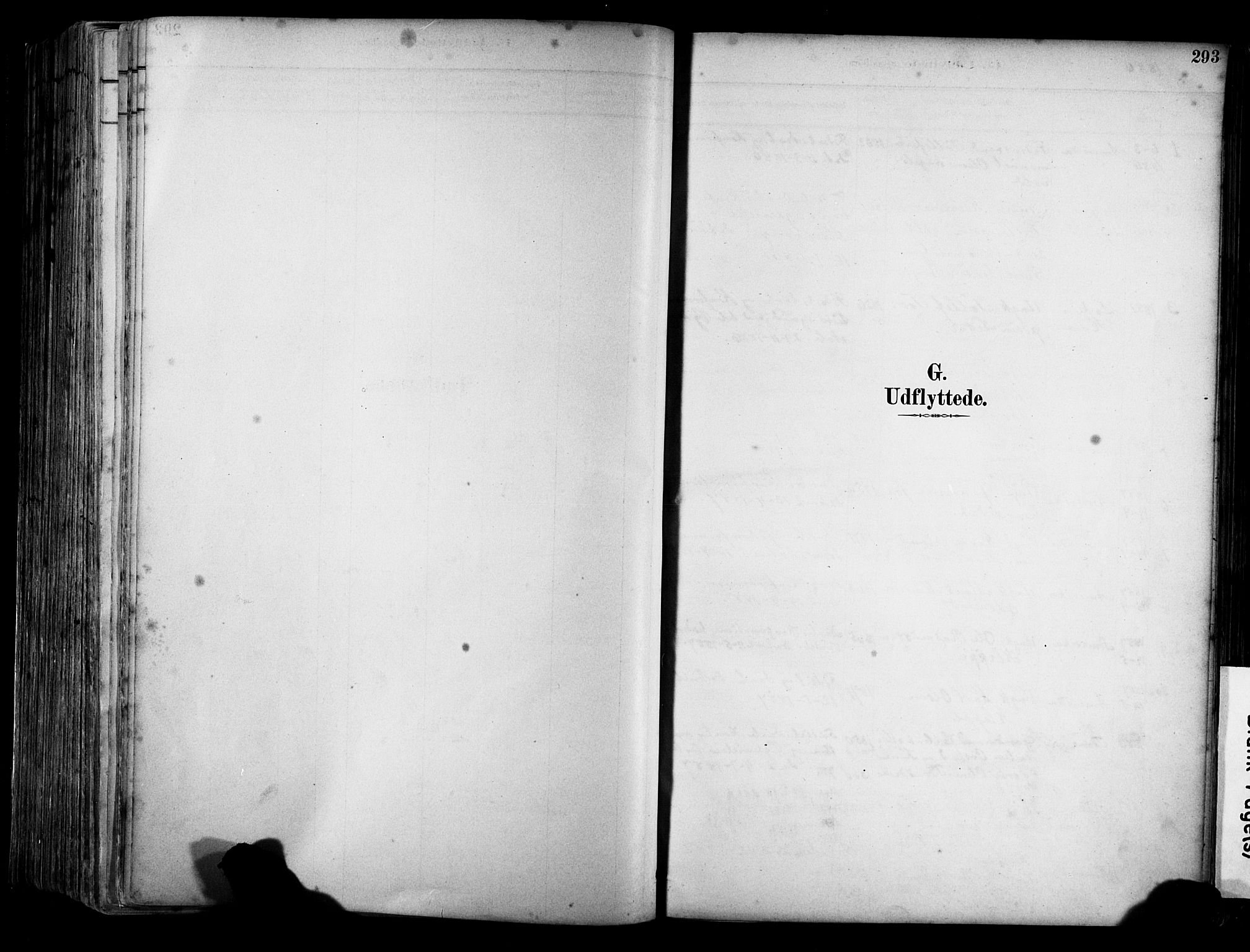 SAST, Klepp sokneprestkontor, 30BA/L0009: Ministerialbok nr. A 7, 1886-1915, s. 293