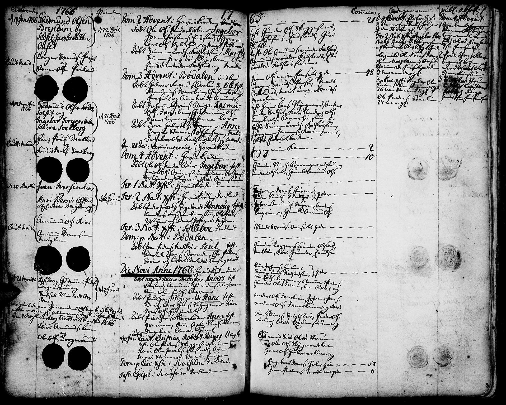 SAH, Gausdal prestekontor, Ministerialbok nr. 3, 1758-1809, s. 67