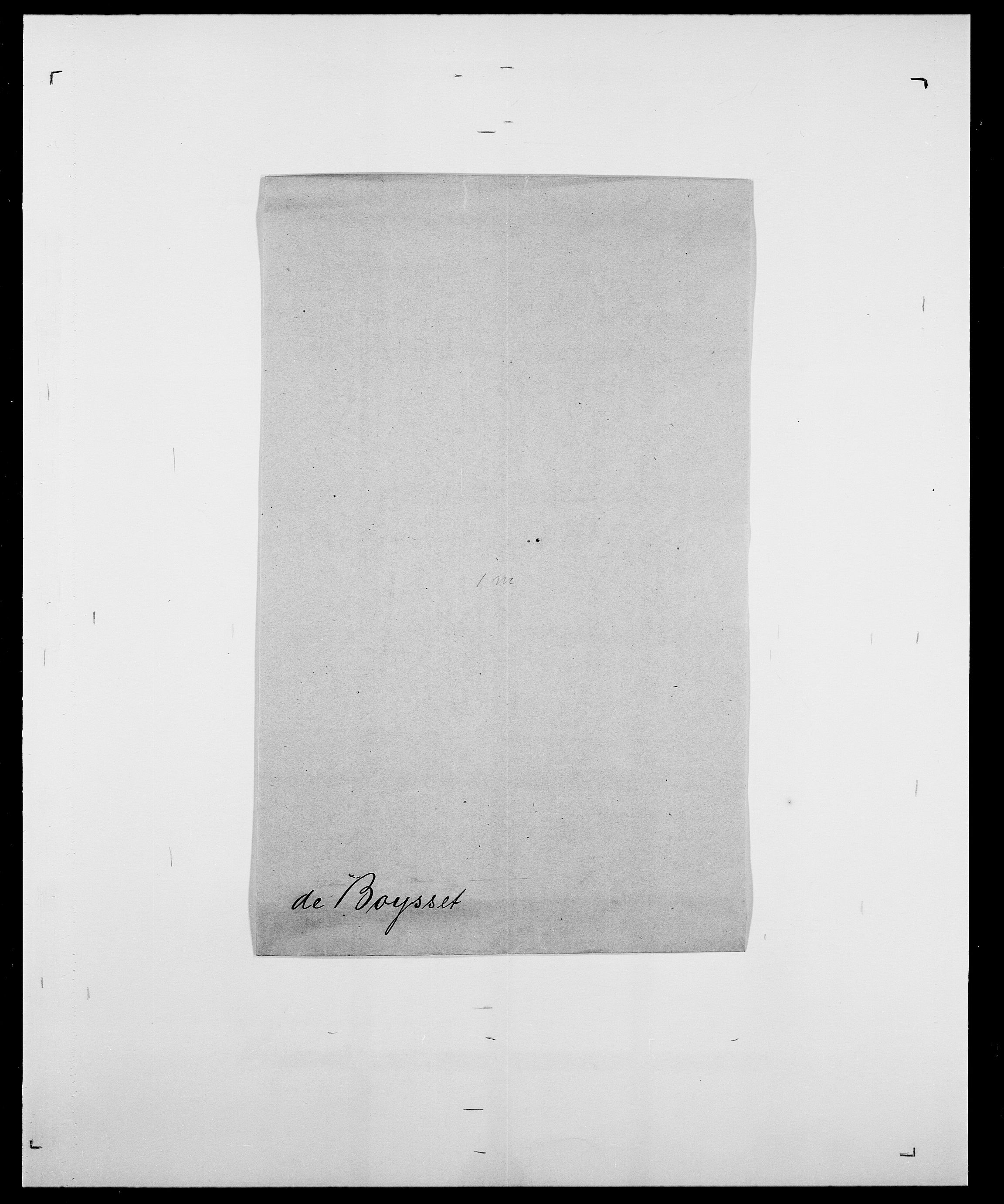 SAO, Delgobe, Charles Antoine - samling, D/Da/L0005: Boalth - Brahm, s. 412