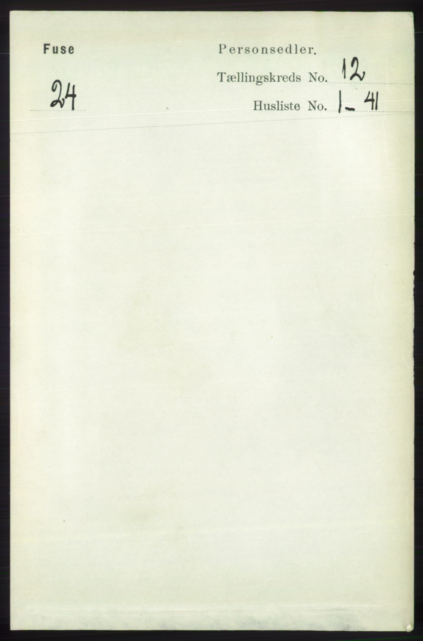 RA, Folketelling 1891 for 1241 Fusa herred, 1891, s. 2372