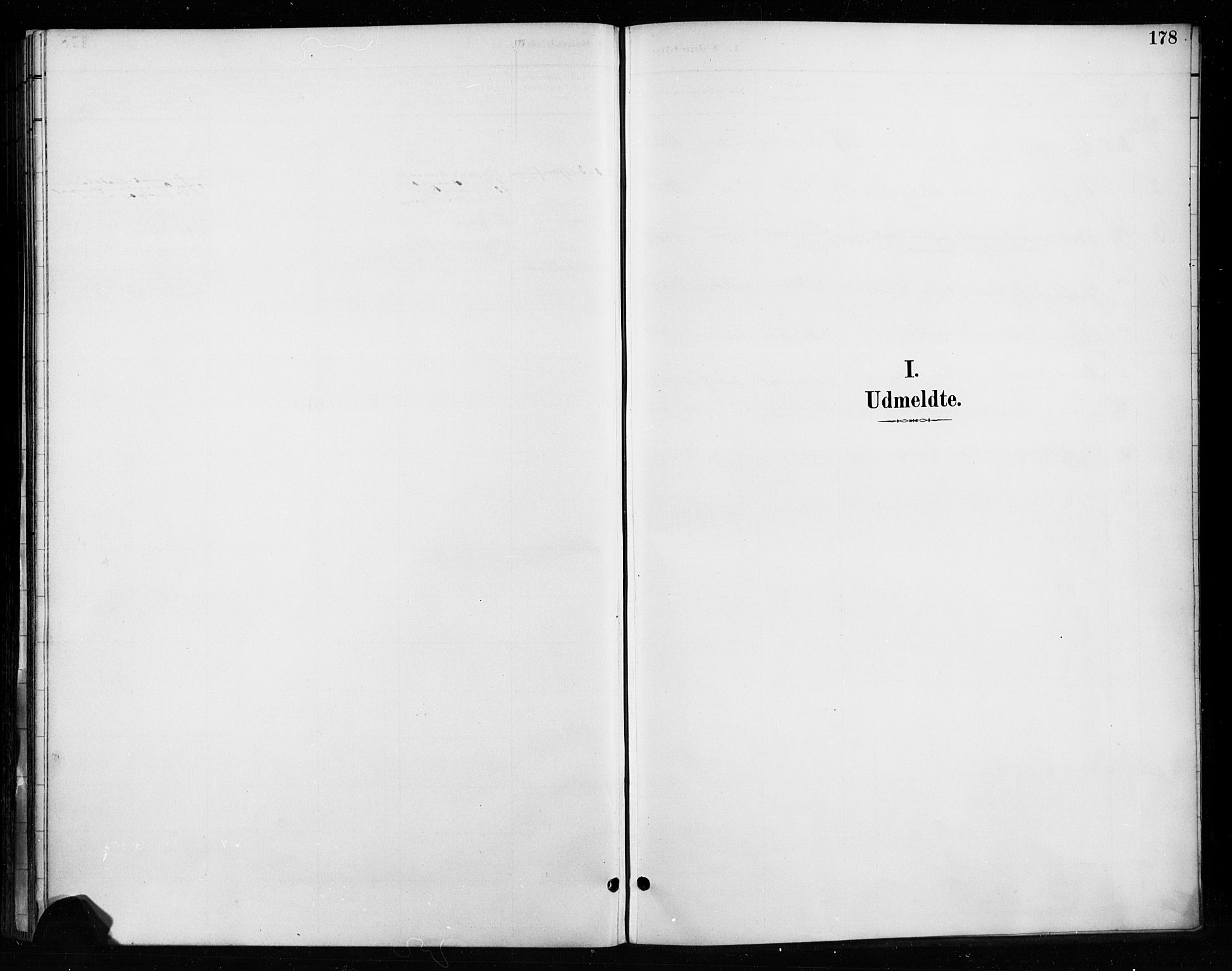 SAH, Gran prestekontor, Ministerialbok nr. 18, 1889-1899, s. 178