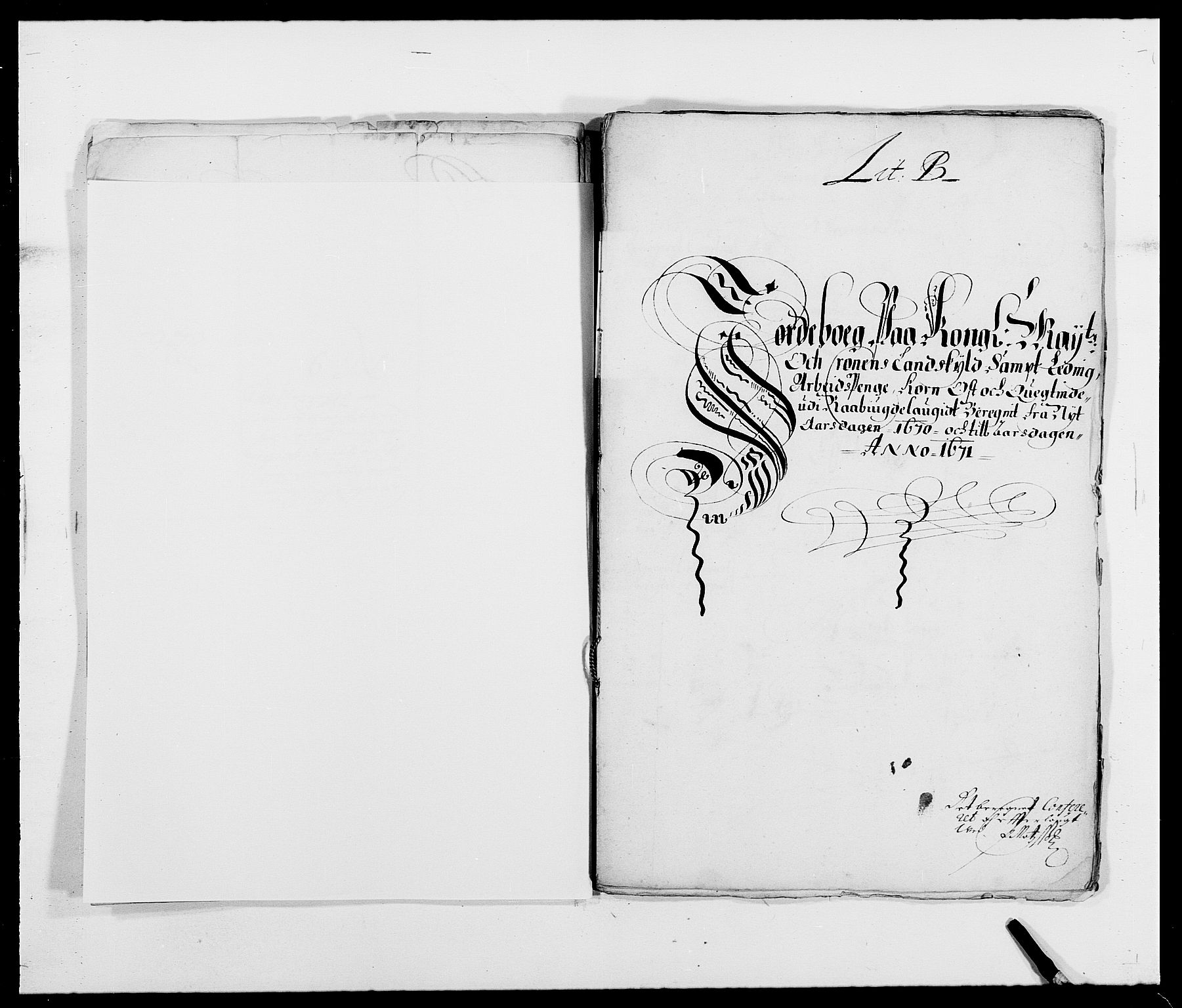 RA, Rentekammeret inntil 1814, Reviderte regnskaper, Fogderegnskap, R40/L2432: Fogderegnskap Råbyggelag, 1669-1670, s. 135