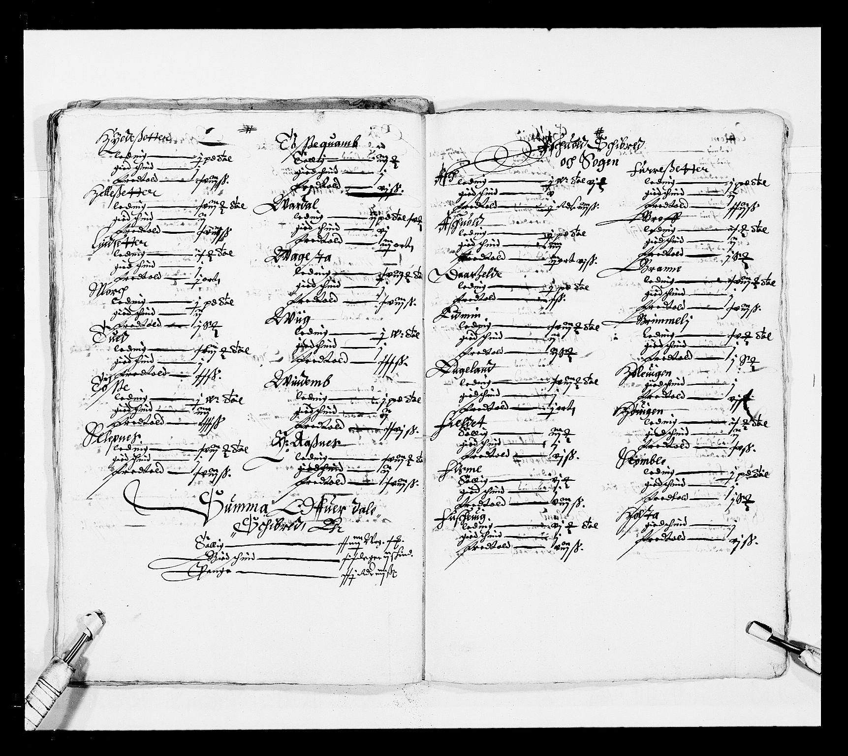 RA, Stattholderembetet 1572-1771, Ek/L0025: Jordebøker 1633-1658:, 1645-1646, s. 177