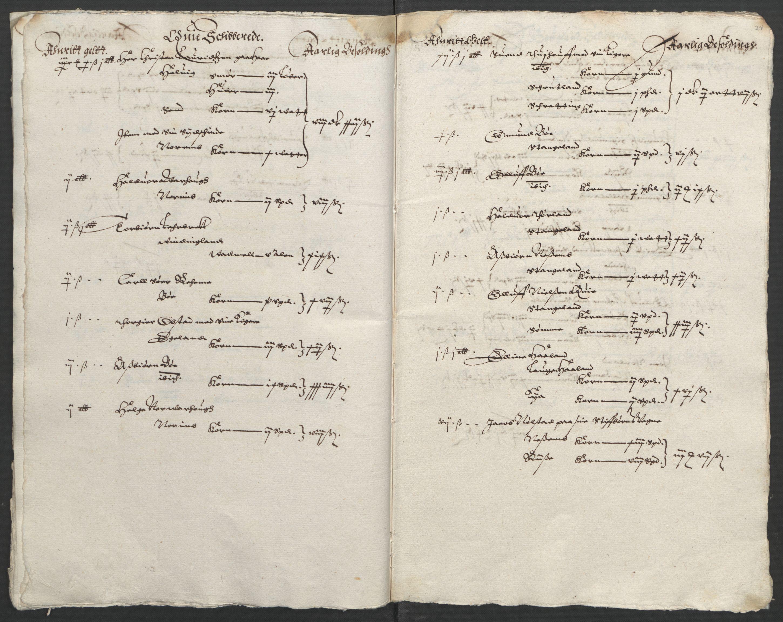 RA, Stattholderembetet 1572-1771, Ek/L0010: Jordebøker til utlikning av rosstjeneste 1624-1626:, 1624-1626, s. 118