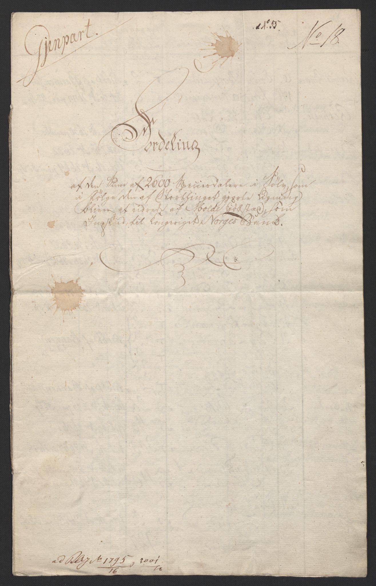 NOBA, Norges Bank/Sølvskatten 1816*, 1816, s. 4