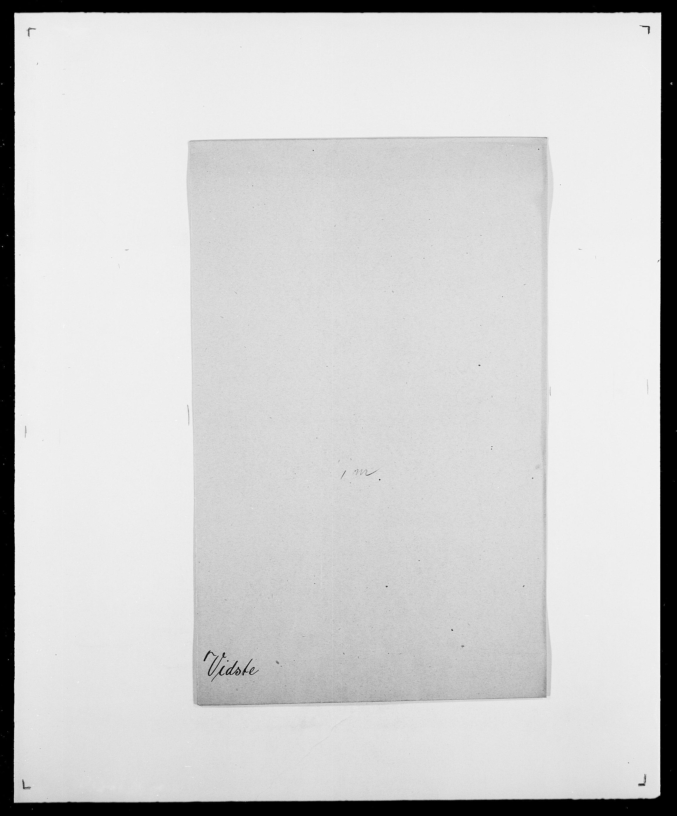 SAO, Delgobe, Charles Antoine - samling, D/Da/L0041: Vemmestad - Viker, s. 475