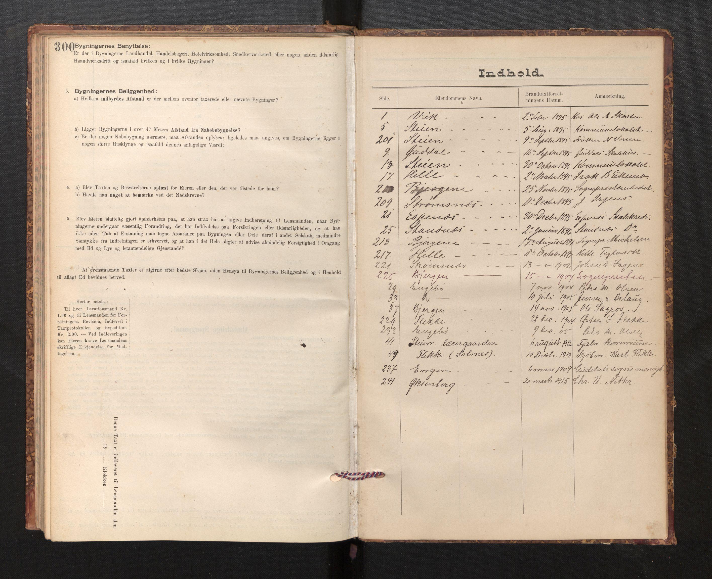 SAB, Lensmannen i Fjaler, 0012, 1895-1937, s. 300