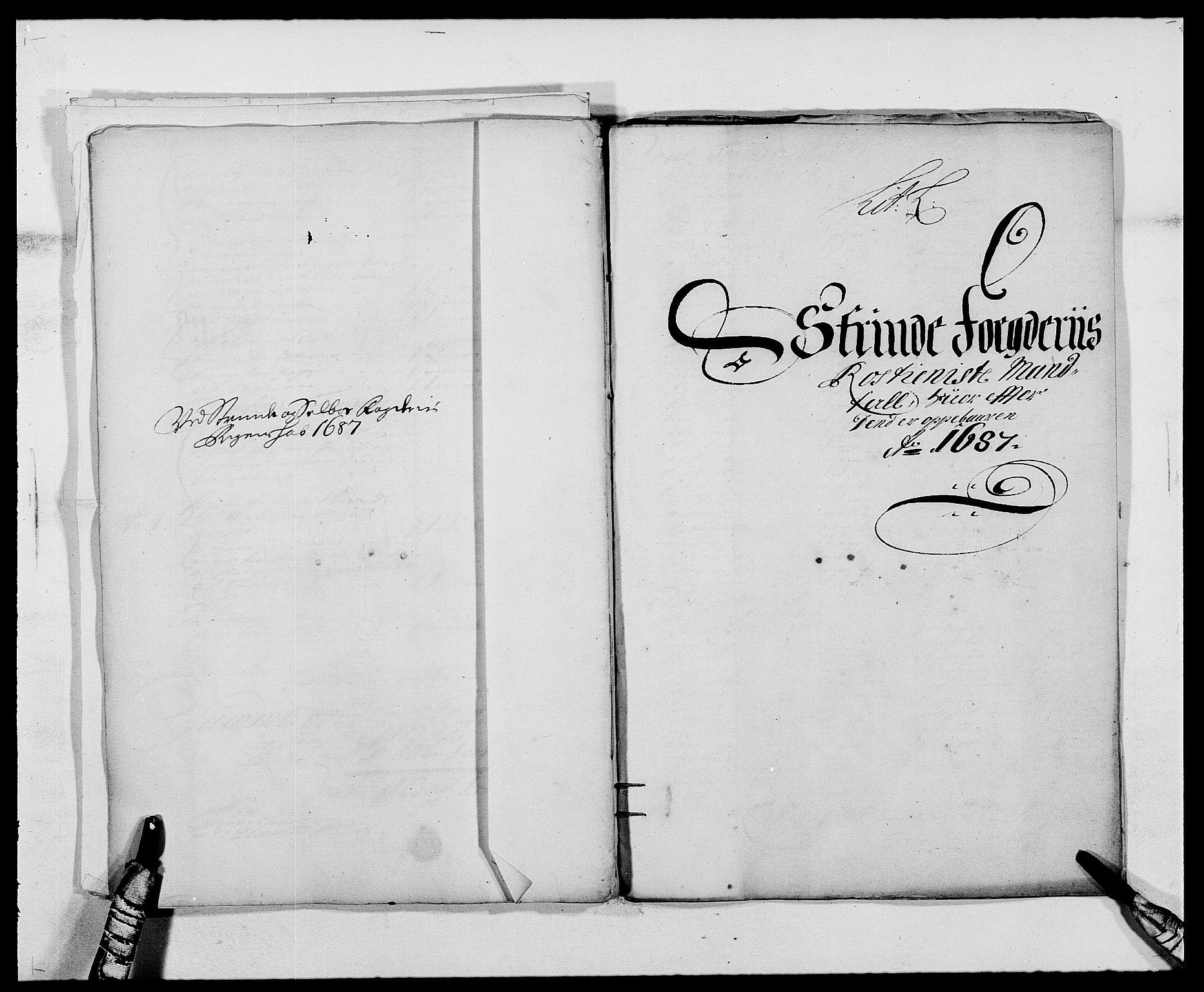 RA, Rentekammeret inntil 1814, Reviderte regnskaper, Fogderegnskap, R61/L4101: Fogderegnskap Strinda og Selbu, 1687-1688, s. 94