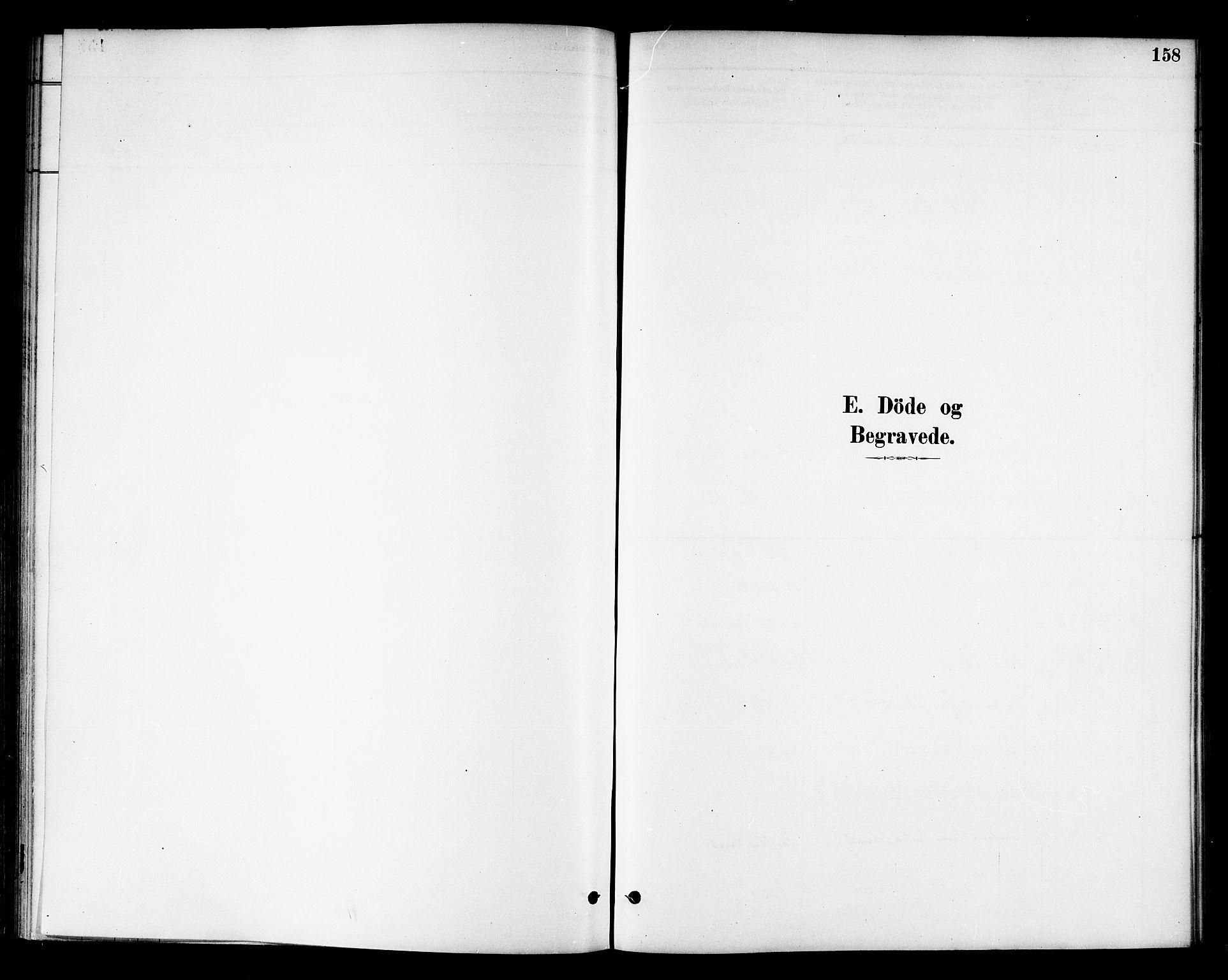 SAT, Ministerialprotokoller, klokkerbøker og fødselsregistre - Sør-Trøndelag, 654/L0663: Ministerialbok nr. 654A01, 1880-1894, s. 158