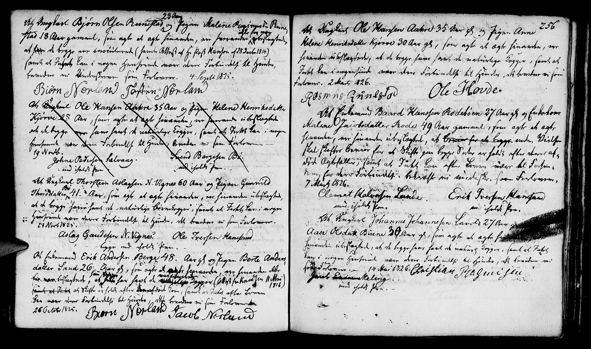 SAST, Finnøy sokneprestkontor, H/Ha/Haa/L0005: Ministerialbok nr. A 5, 1773-1816, s. 256