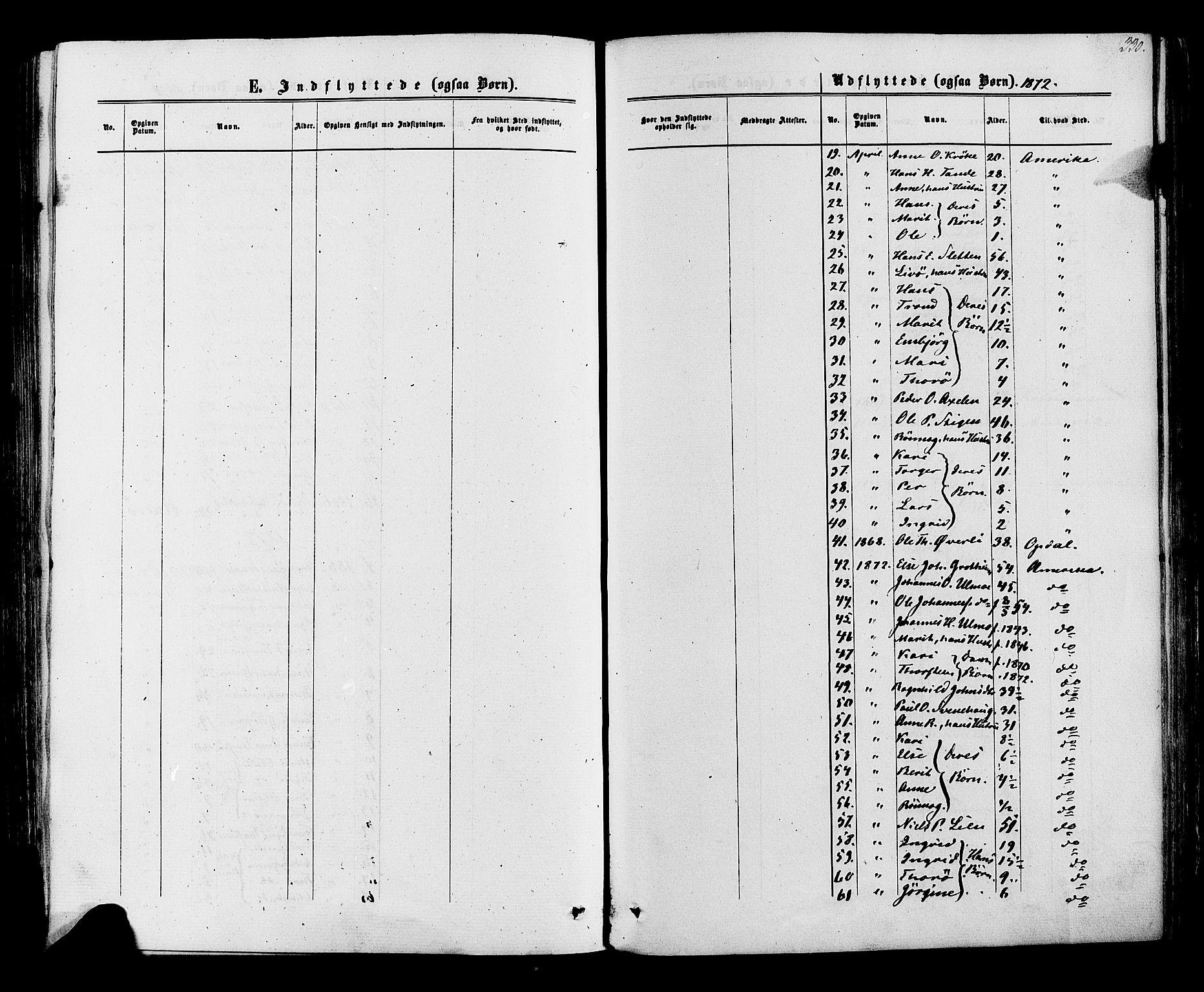 SAH, Lom prestekontor, K/L0007: Ministerialbok nr. 7, 1863-1884, s. 330