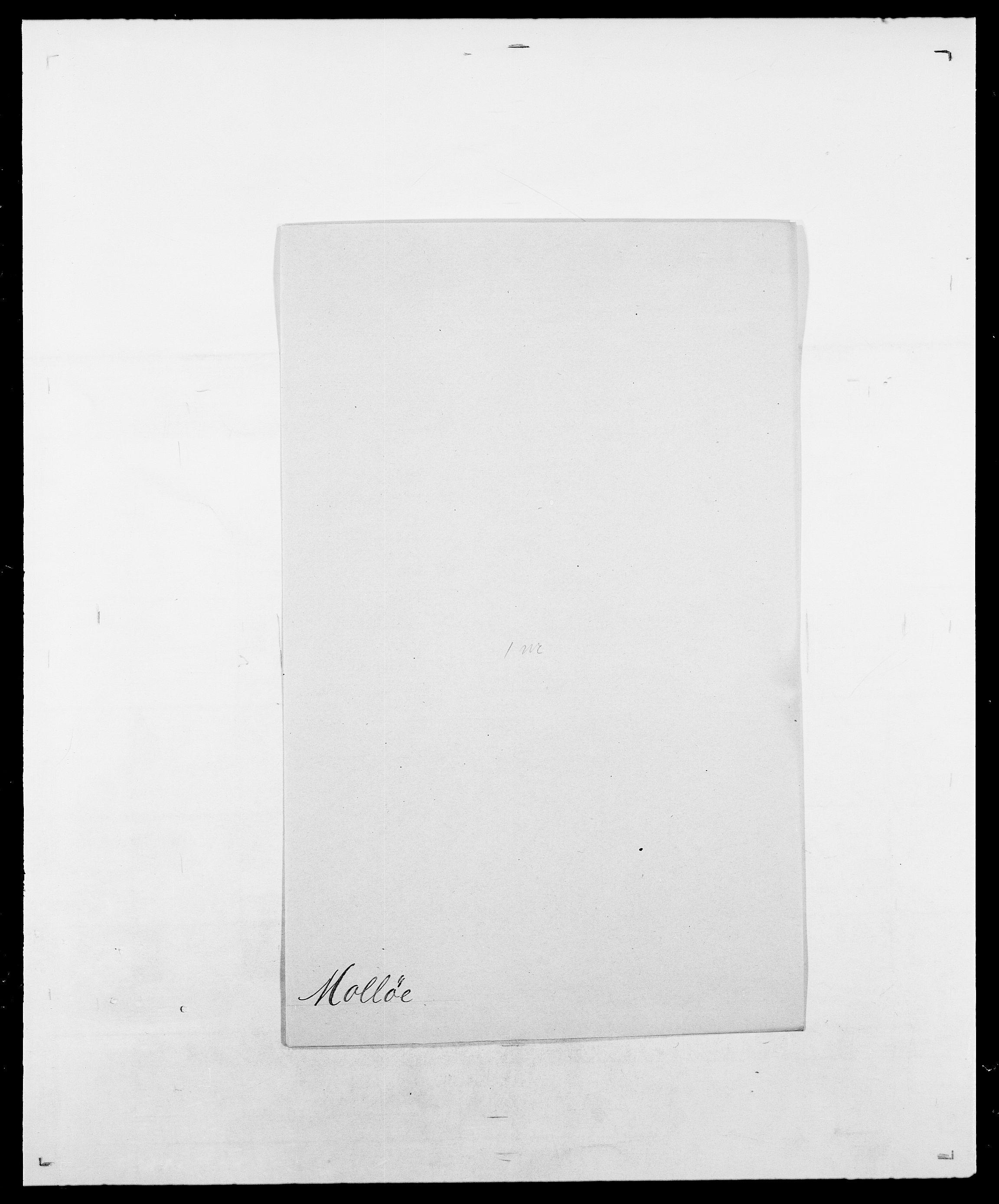 SAO, Delgobe, Charles Antoine - samling, D/Da/L0026: Mechelby - Montoppidan, s. 766