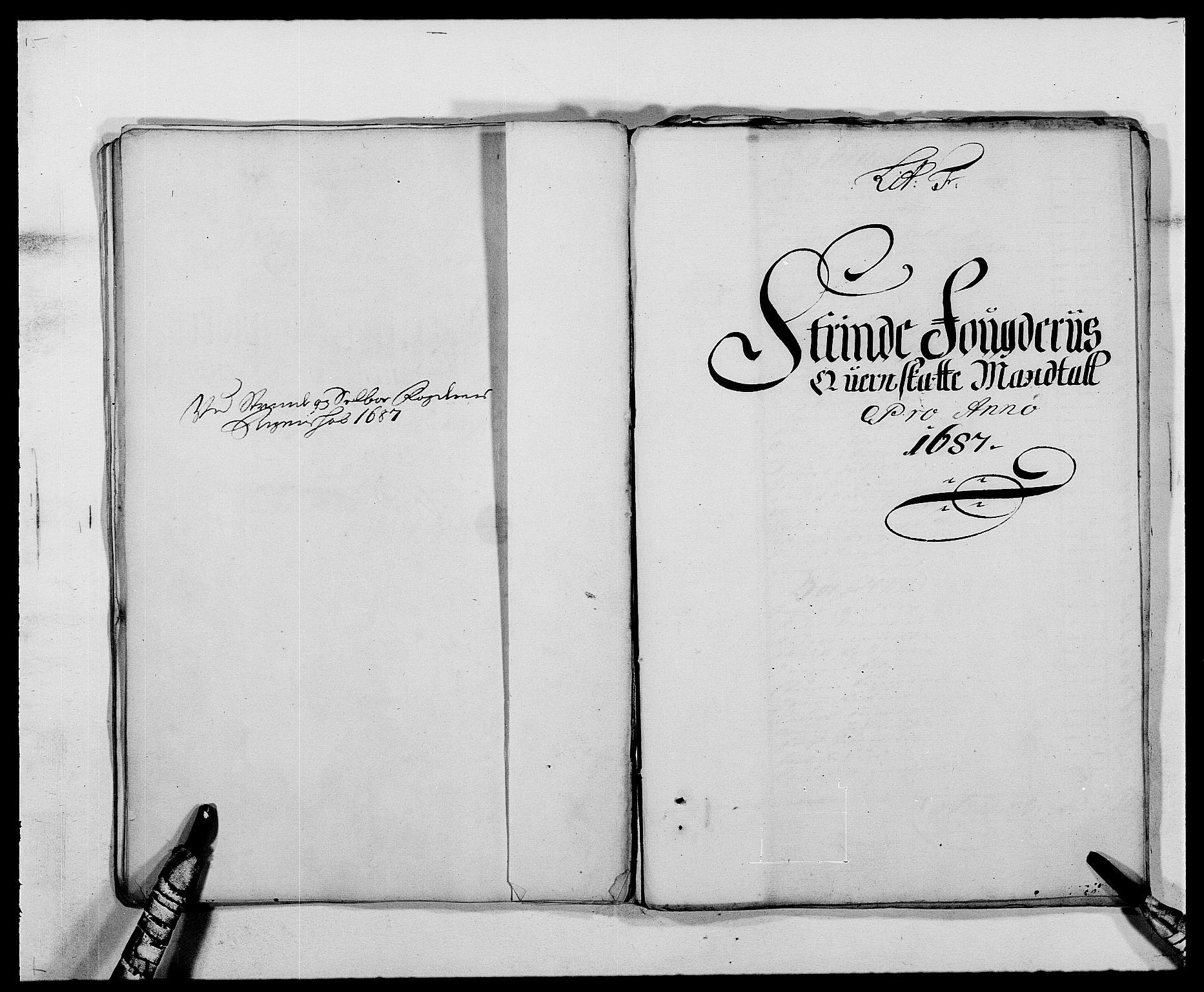 RA, Rentekammeret inntil 1814, Reviderte regnskaper, Fogderegnskap, R61/L4101: Fogderegnskap Strinda og Selbu, 1687-1688, s. 64