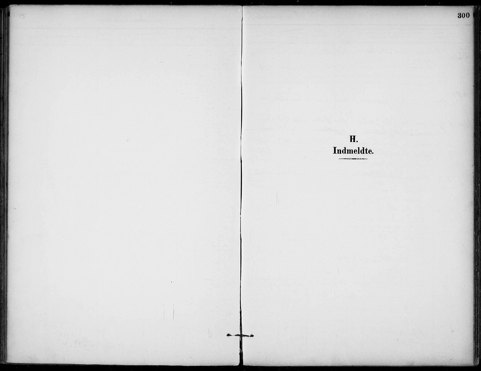 SAKO, Gjerpen kirkebøker, F/Fa/L0011: Ministerialbok nr. 11, 1896-1904, s. 300