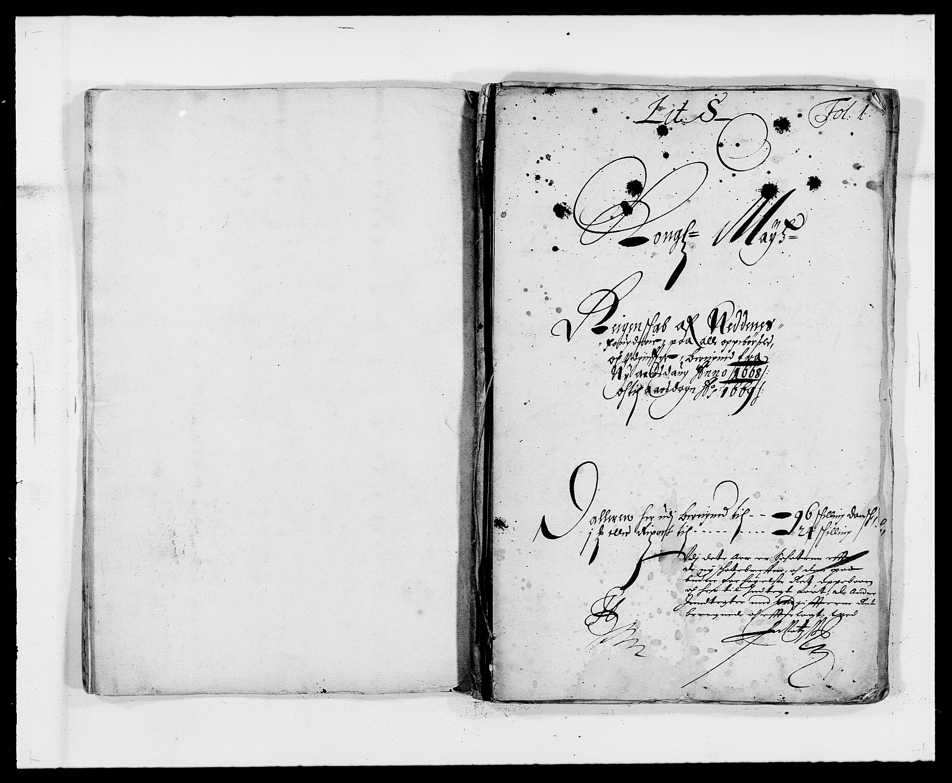 RA, Rentekammeret inntil 1814, Reviderte regnskaper, Fogderegnskap, R39/L2297: Fogderegnskap Nedenes, 1667-1669, s. 123