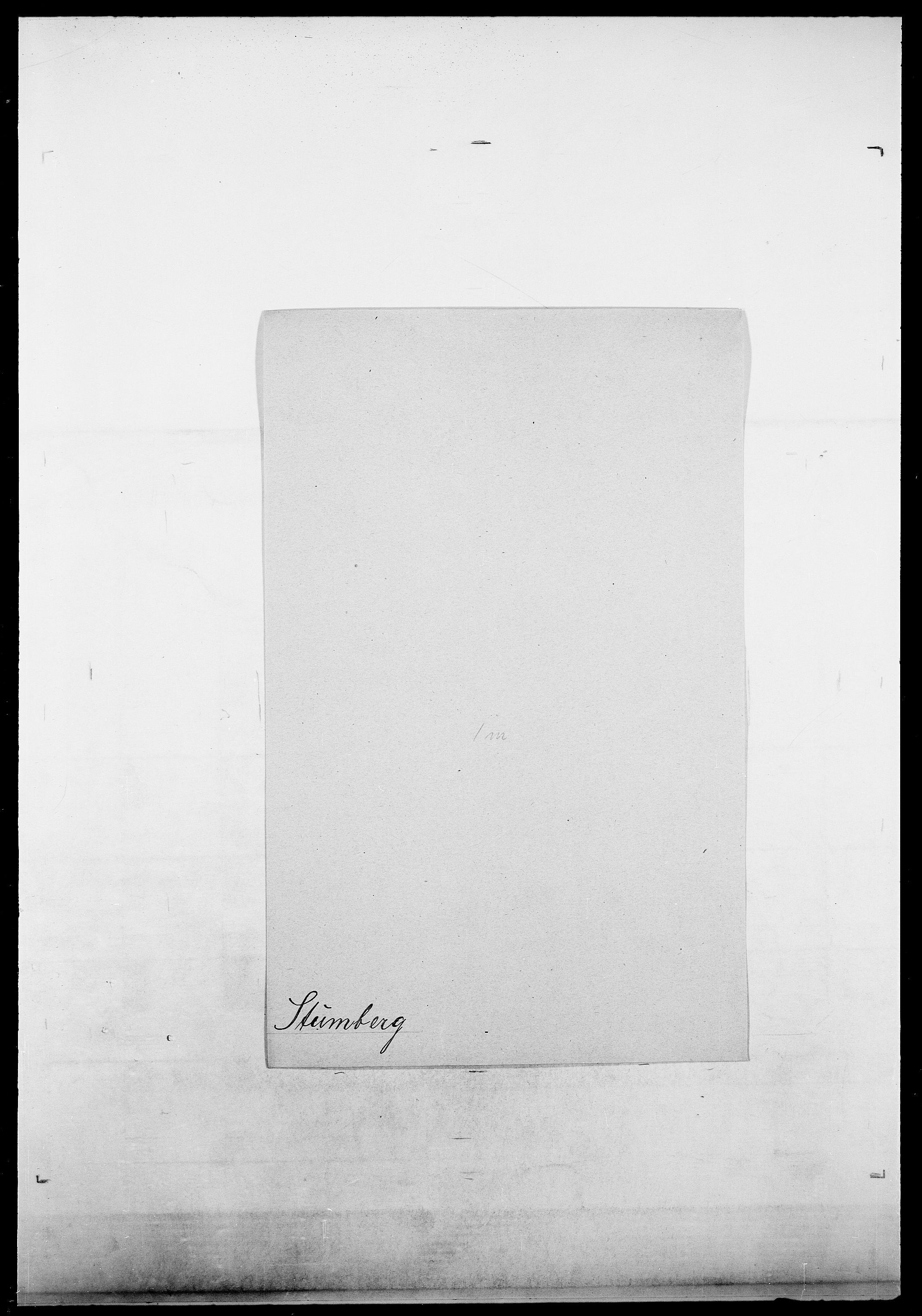 SAO, Delgobe, Charles Antoine - samling, D/Da/L0037: Steen, Sthen, Stein - Svare, Svanige, Svanne, se også Svanning og Schwane, s. 806