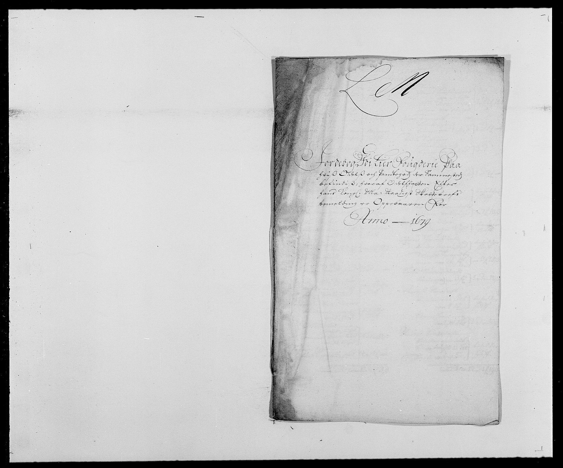 RA, Rentekammeret inntil 1814, Reviderte regnskaper, Fogderegnskap, R27/L1686: Fogderegnskap Lier, 1678-1686, s. 175