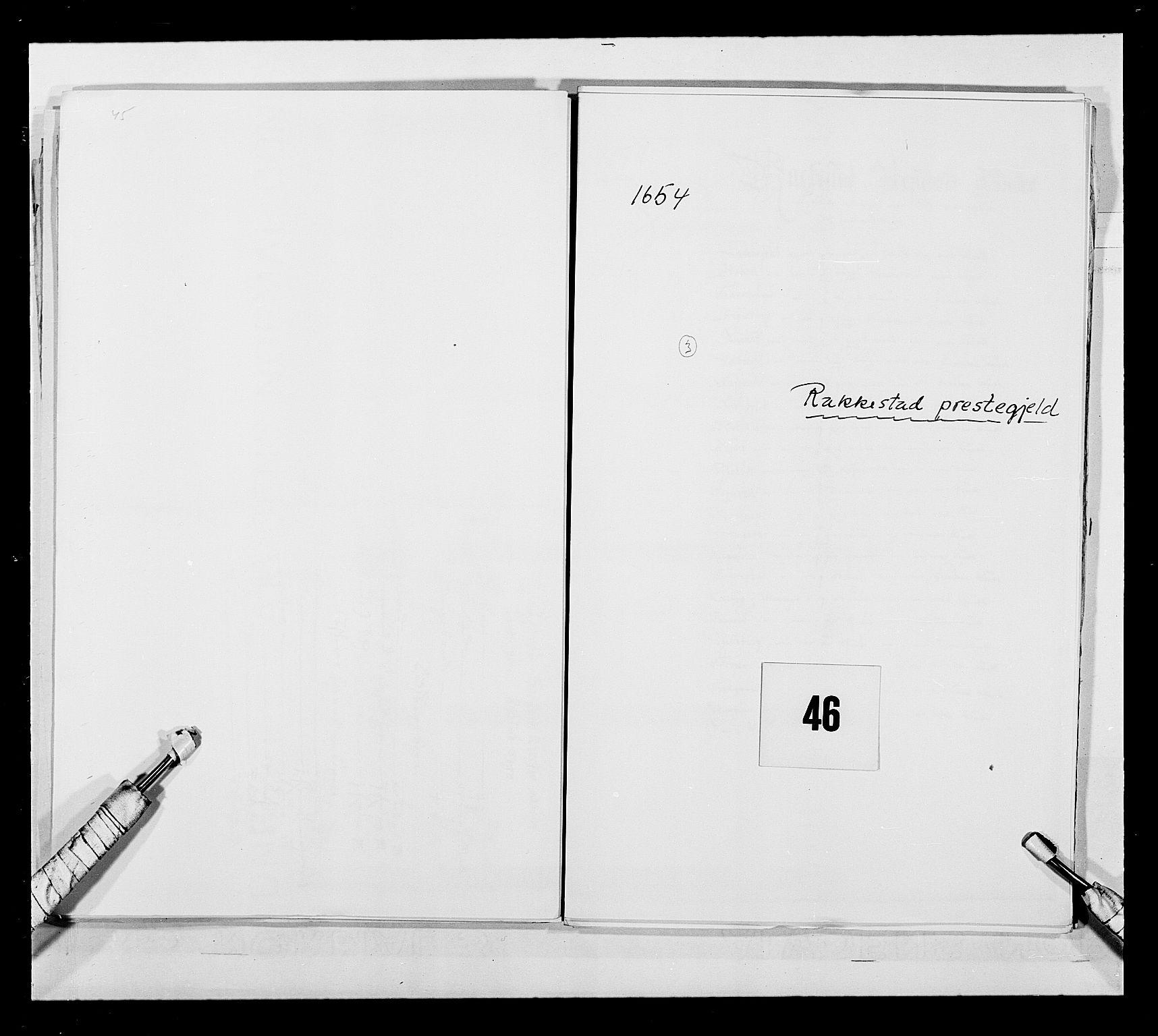 RA, Stattholderembetet 1572-1771, Ek/L0030: Jordebøker 1633-1658:, 1654, s. 220