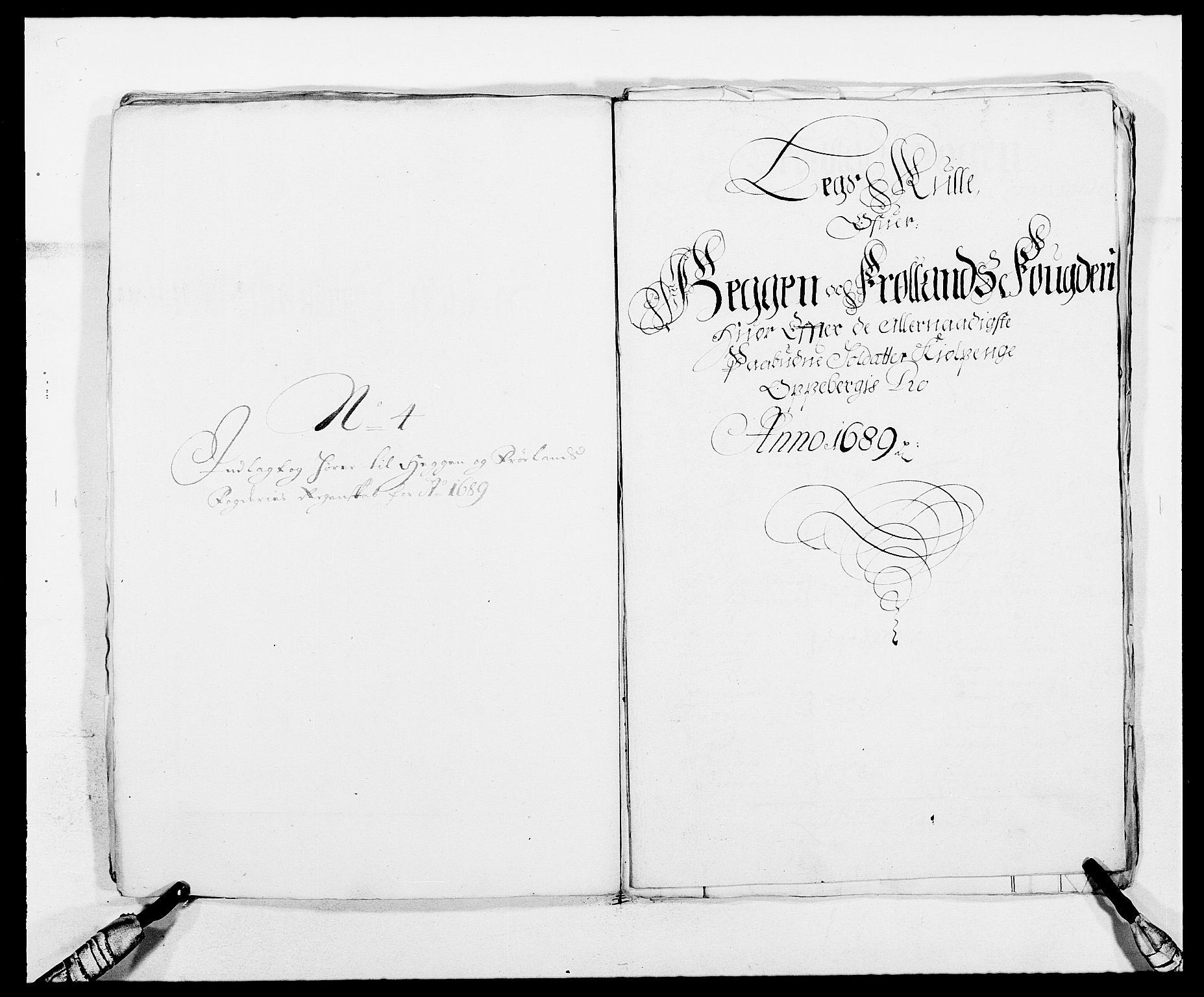 RA, Rentekammeret inntil 1814, Reviderte regnskaper, Fogderegnskap, R06/L0282: Fogderegnskap Heggen og Frøland, 1687-1690, s. 153