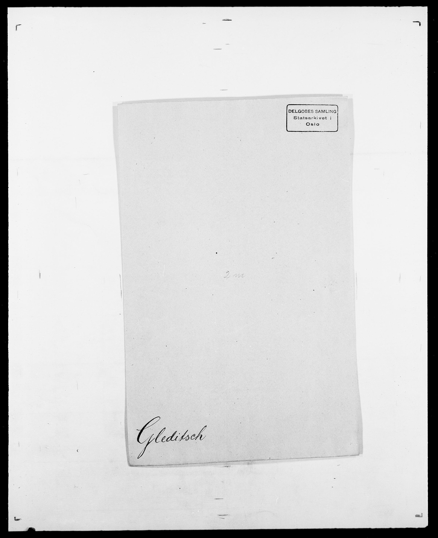 SAO, Delgobe, Charles Antoine - samling, D/Da/L0014: Giebdhausen - Grip, s. 307