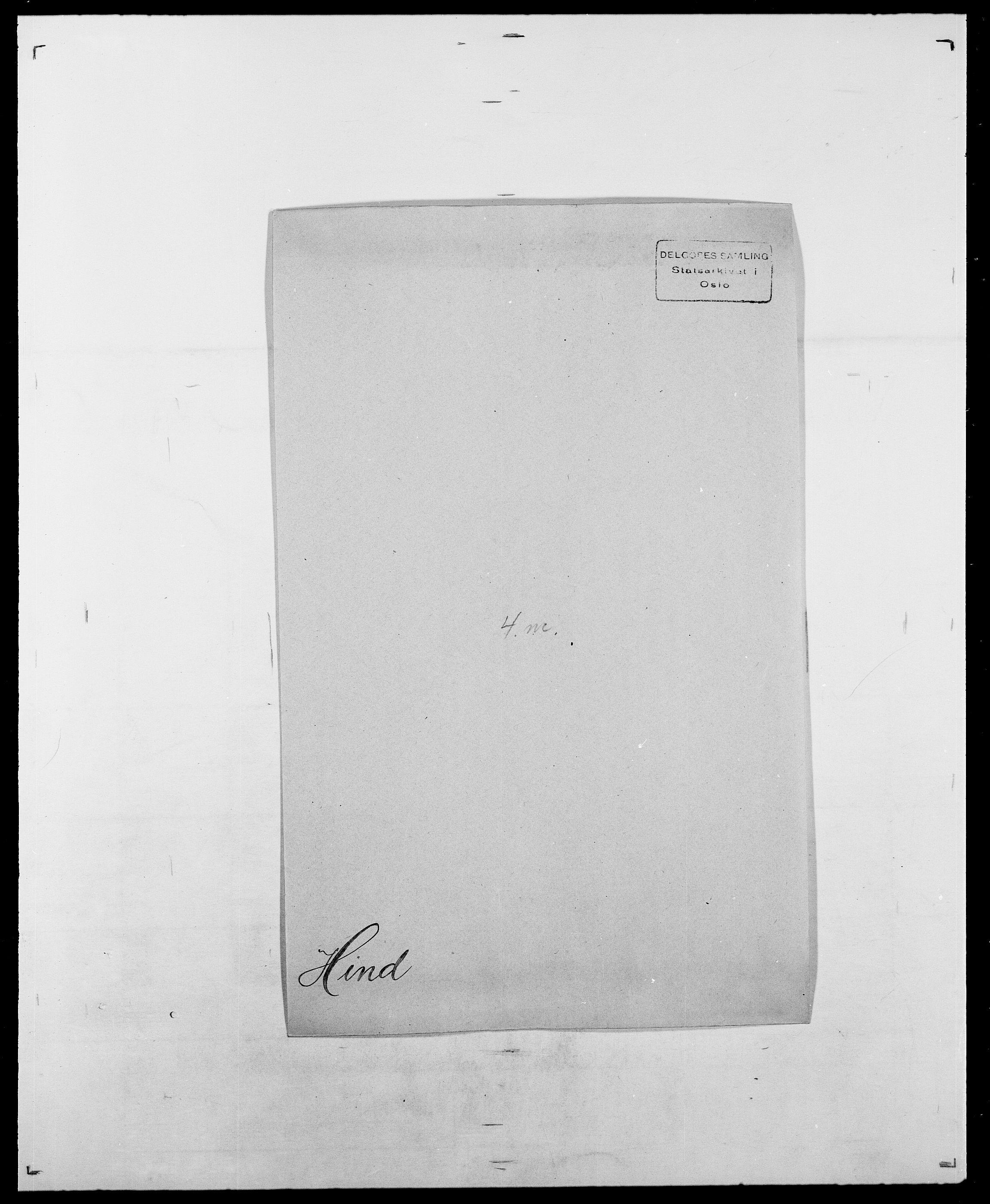 SAO, Delgobe, Charles Antoine - samling, D/Da/L0017: Helander - Hjørne, s. 454