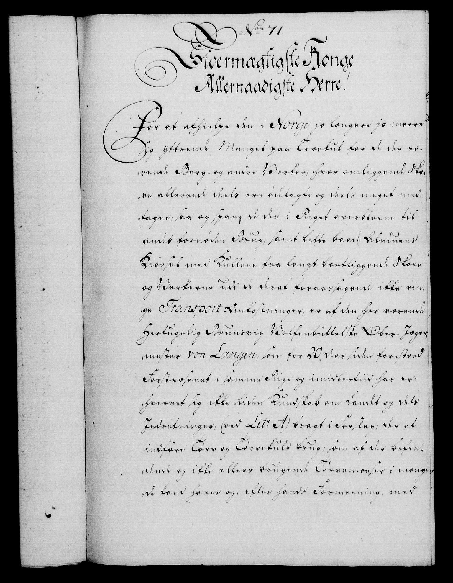 RA, Rentekammeret, Kammerkanselliet, G/Gf/Gfa/L0048: Norsk relasjons- og resolusjonsprotokoll (merket RK 52.48), 1766, s. 318