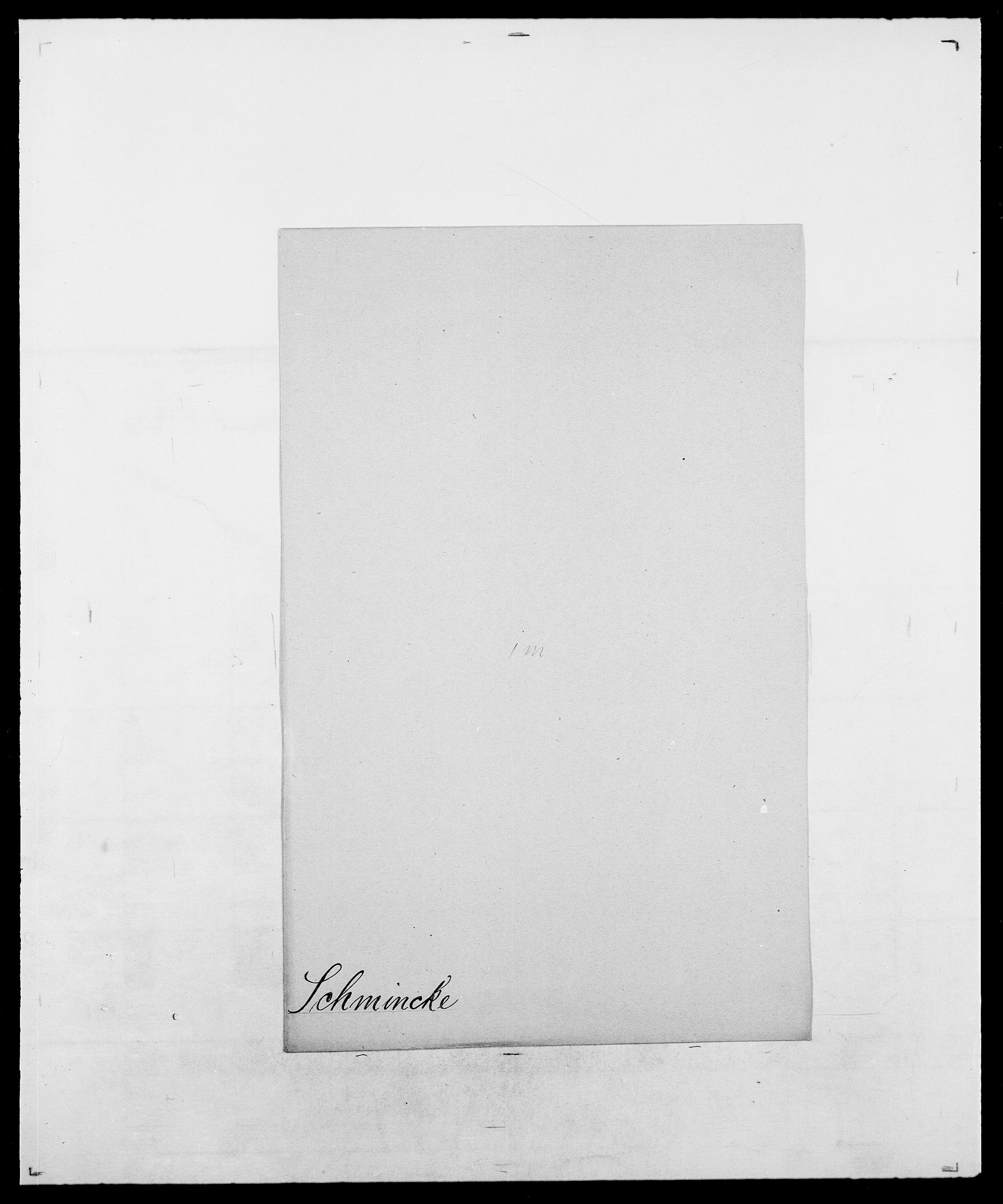 SAO, Delgobe, Charles Antoine - samling, D/Da/L0034: Saabye - Schmincke, s. 939