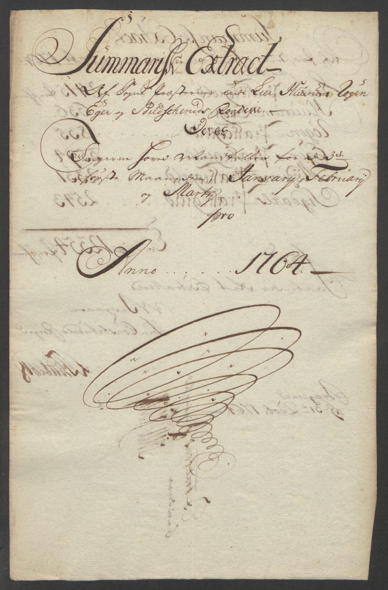 RA, Rentekammeret inntil 1814, Reviderte regnskaper, Fogderegnskap, R31/L1833: Ekstraskatten Hurum, Røyken, Eiker, Lier og Buskerud, 1762-1764, s. 163