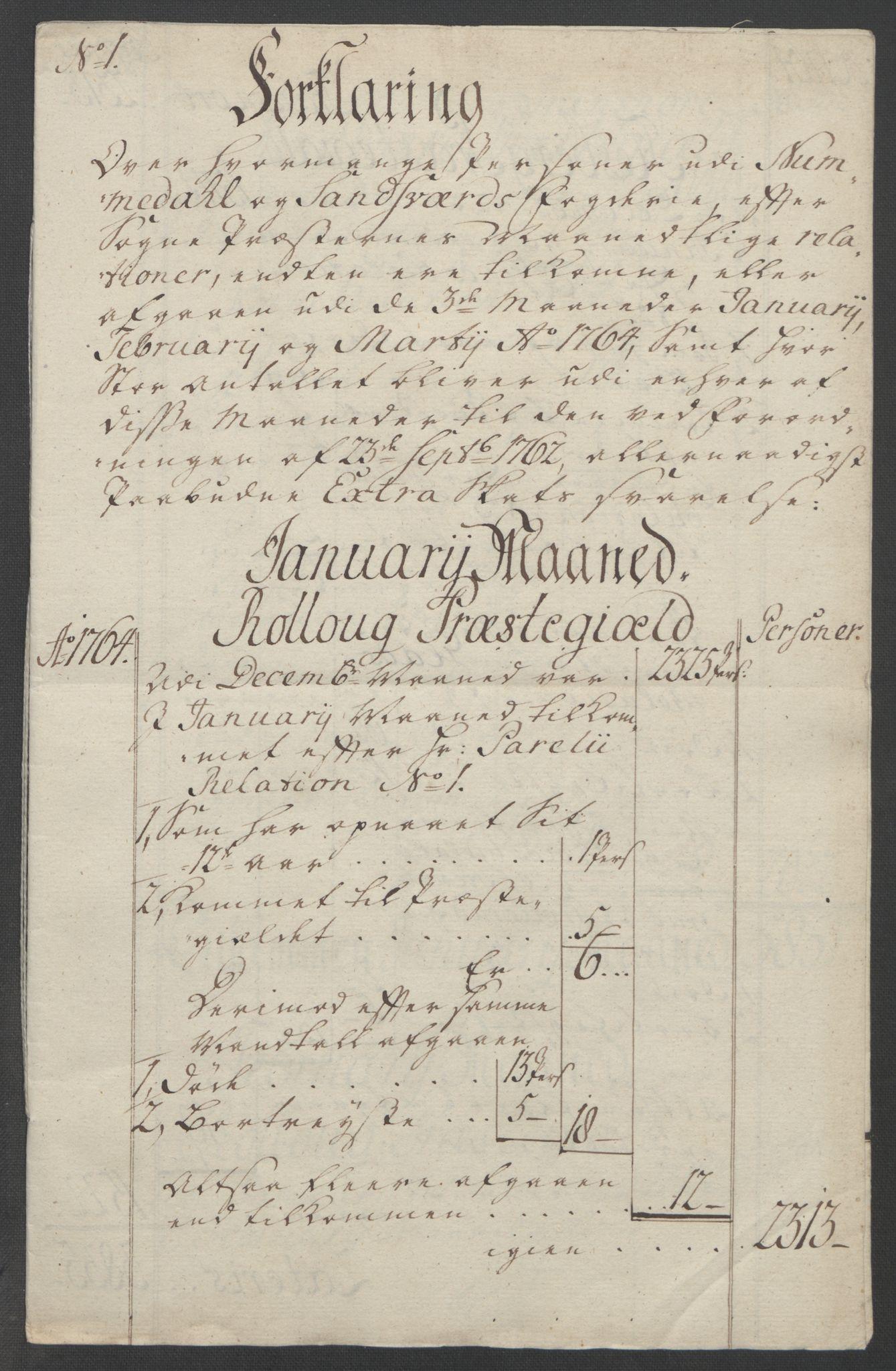 RA, Rentekammeret inntil 1814, Reviderte regnskaper, Fogderegnskap, R24/L1672: Ekstraskatten Numedal og Sandsvær, 1762-1767, s. 221