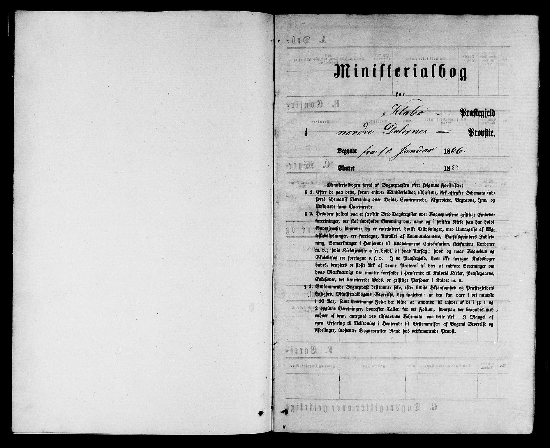 SAT, Ministerialprotokoller, klokkerbøker og fødselsregistre - Sør-Trøndelag, 618/L0451: Klokkerbok nr. 618C02, 1865-1883
