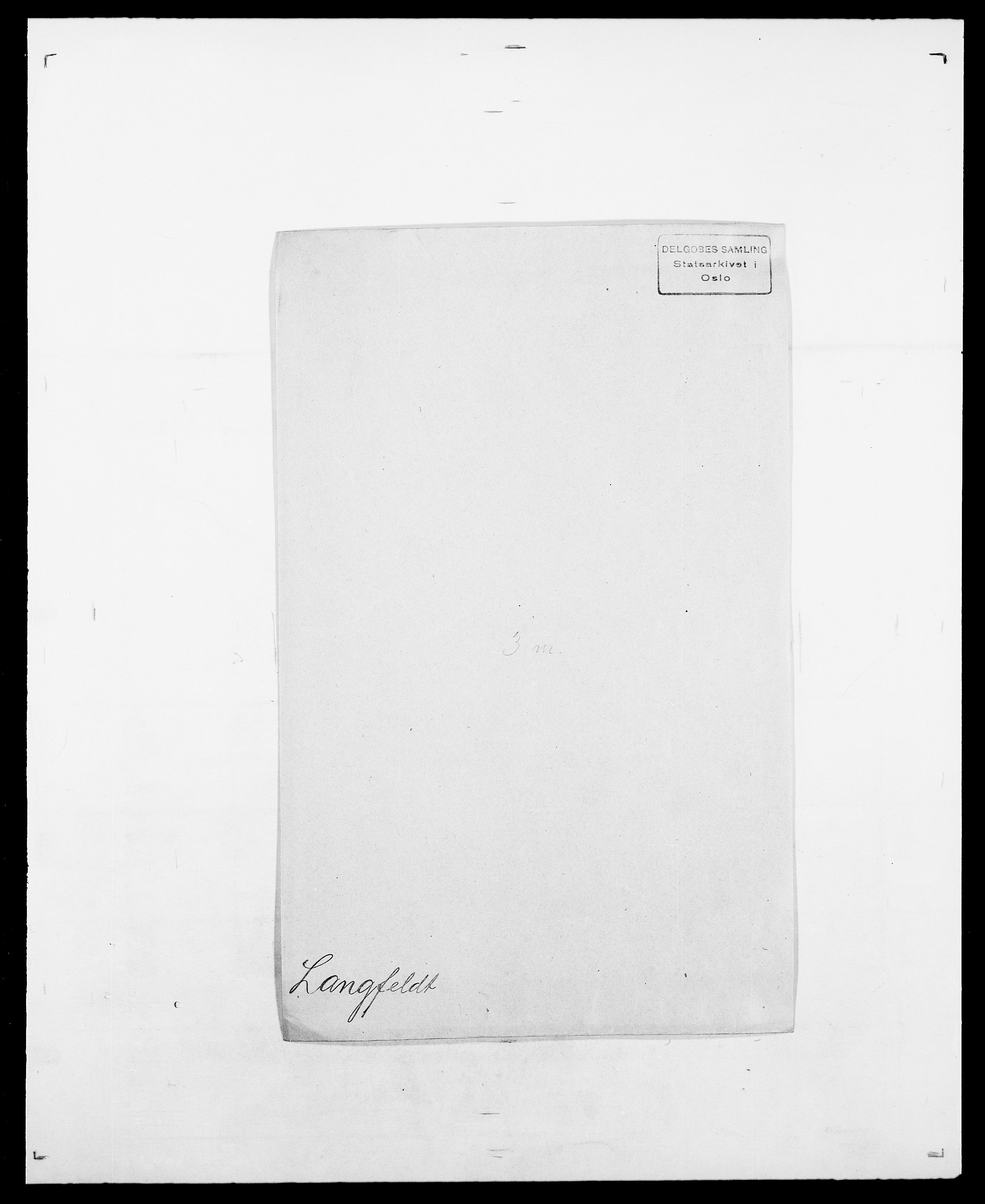 SAO, Delgobe, Charles Antoine - samling, D/Da/L0022: Krog - Lasteen, s. 690