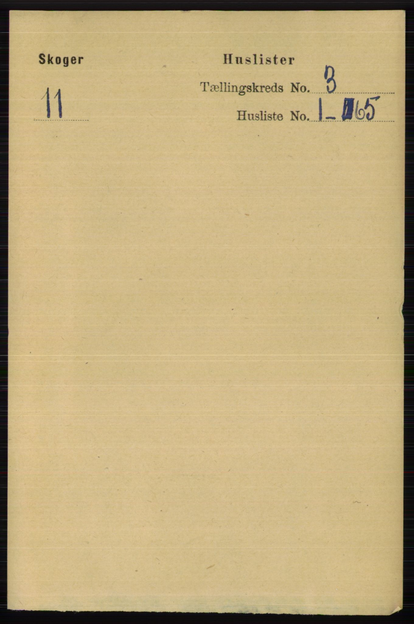 RA, Folketelling 1891 for 0712 Skoger herred, 1891, s. 1492