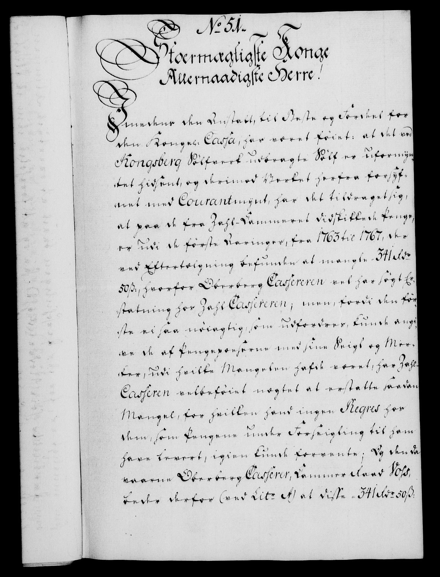 RA, Rentekammeret, Kammerkanselliet, G/Gf/Gfa/L0052: Norsk relasjons- og resolusjonsprotokoll (merket RK 52.52), 1770, s. 239