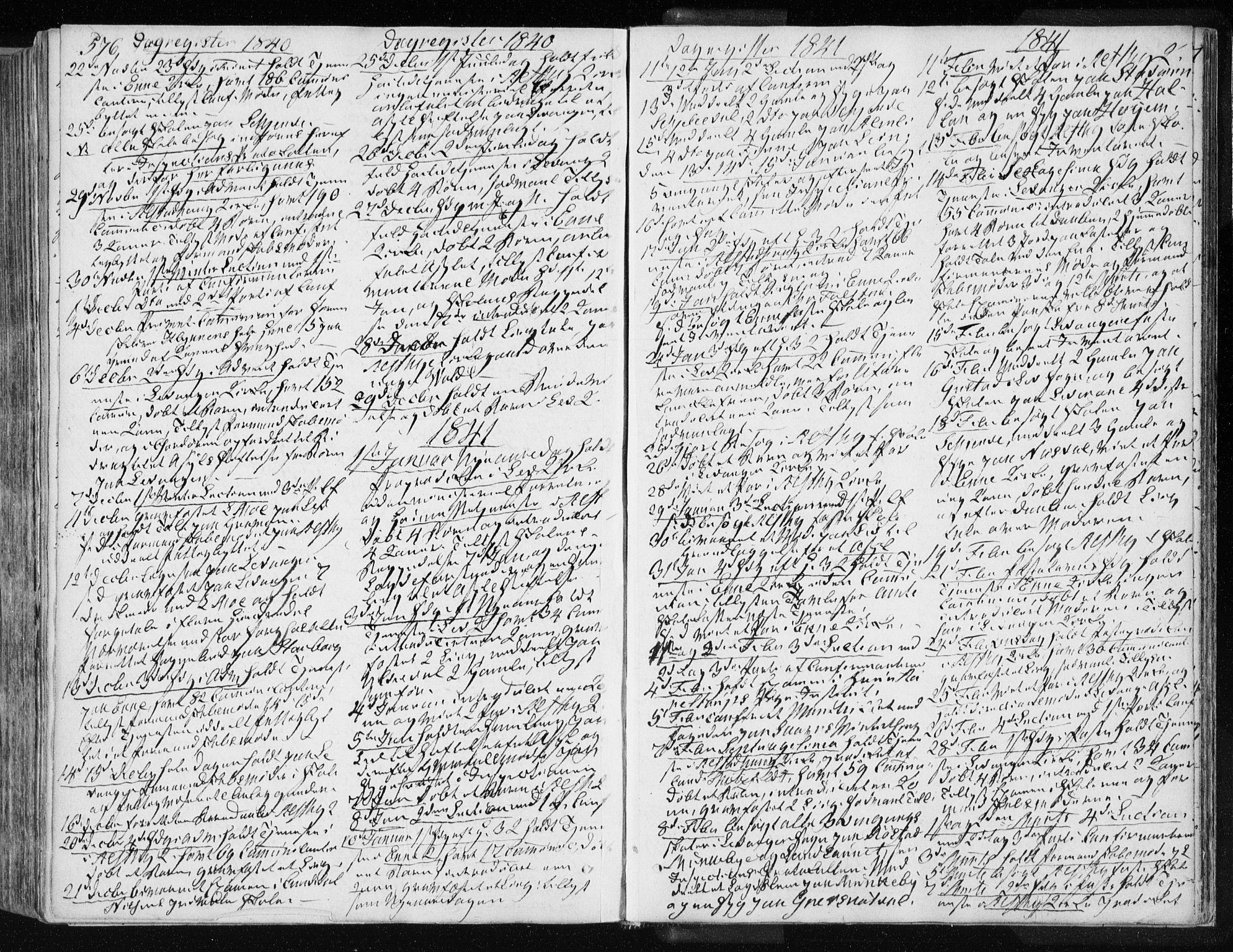 SAT, Ministerialprotokoller, klokkerbøker og fødselsregistre - Nord-Trøndelag, 717/L0154: Ministerialbok nr. 717A06 /1, 1836-1849, s. 576