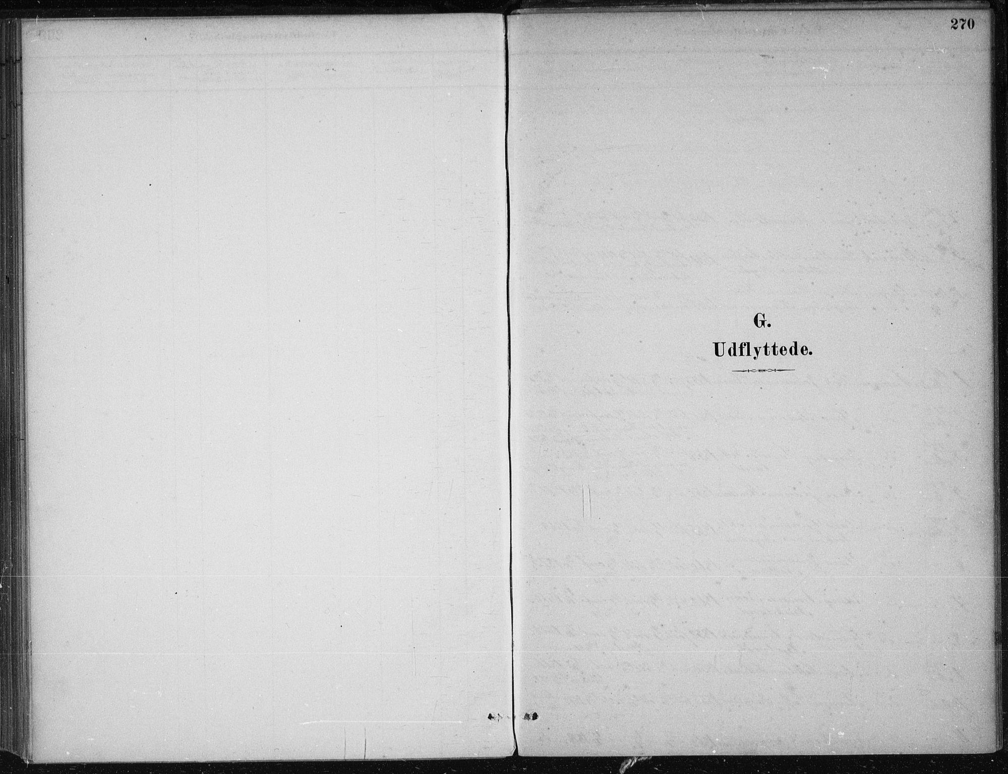 SAB, Kvam Sokneprestembete, H/Haa: Ministerialbok nr. B  1, 1880-1908, s. 270