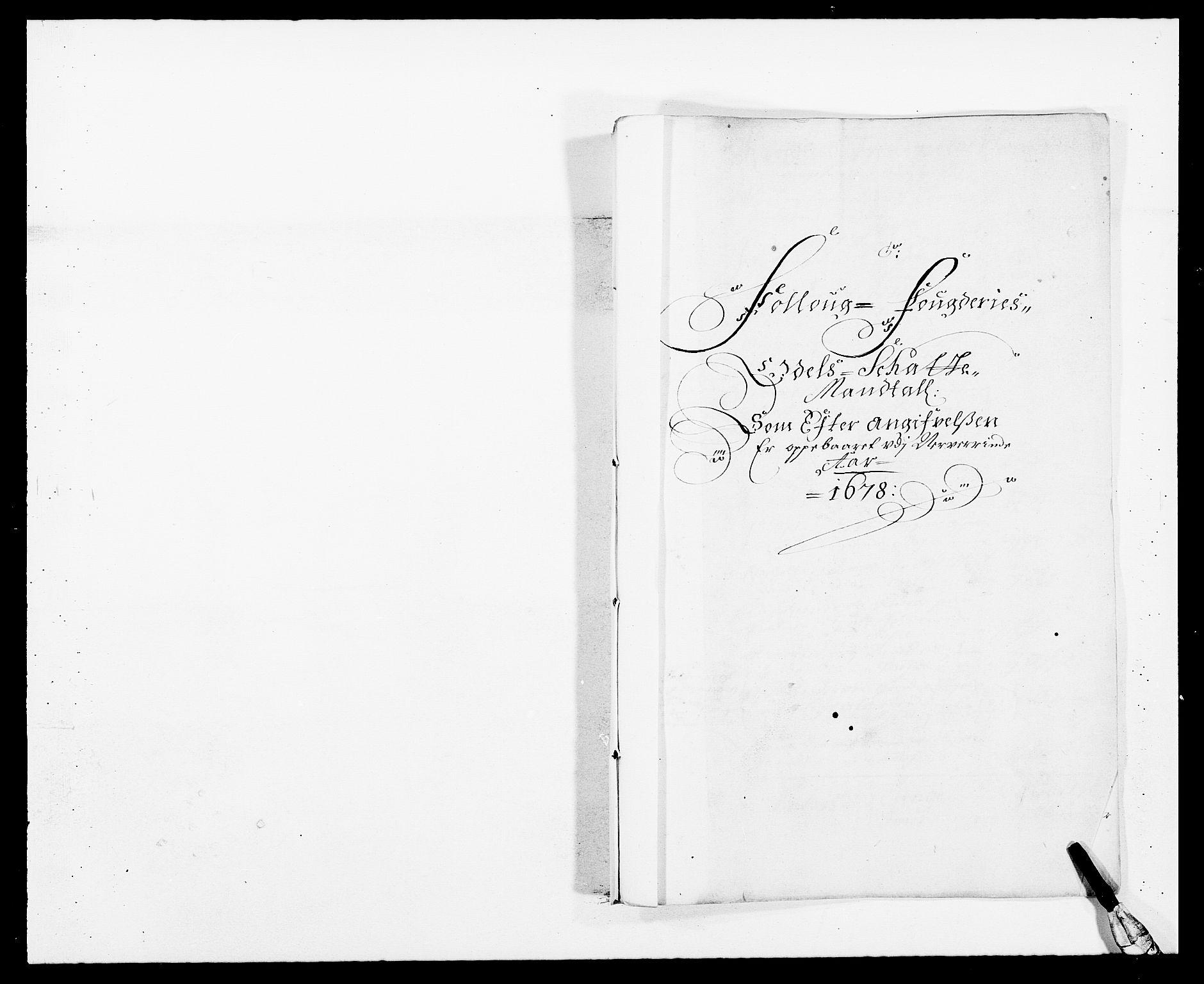 RA, Rentekammeret inntil 1814, Reviderte regnskaper, Fogderegnskap, R09/L0427: Fogderegnskap Follo, 1678, s. 141
