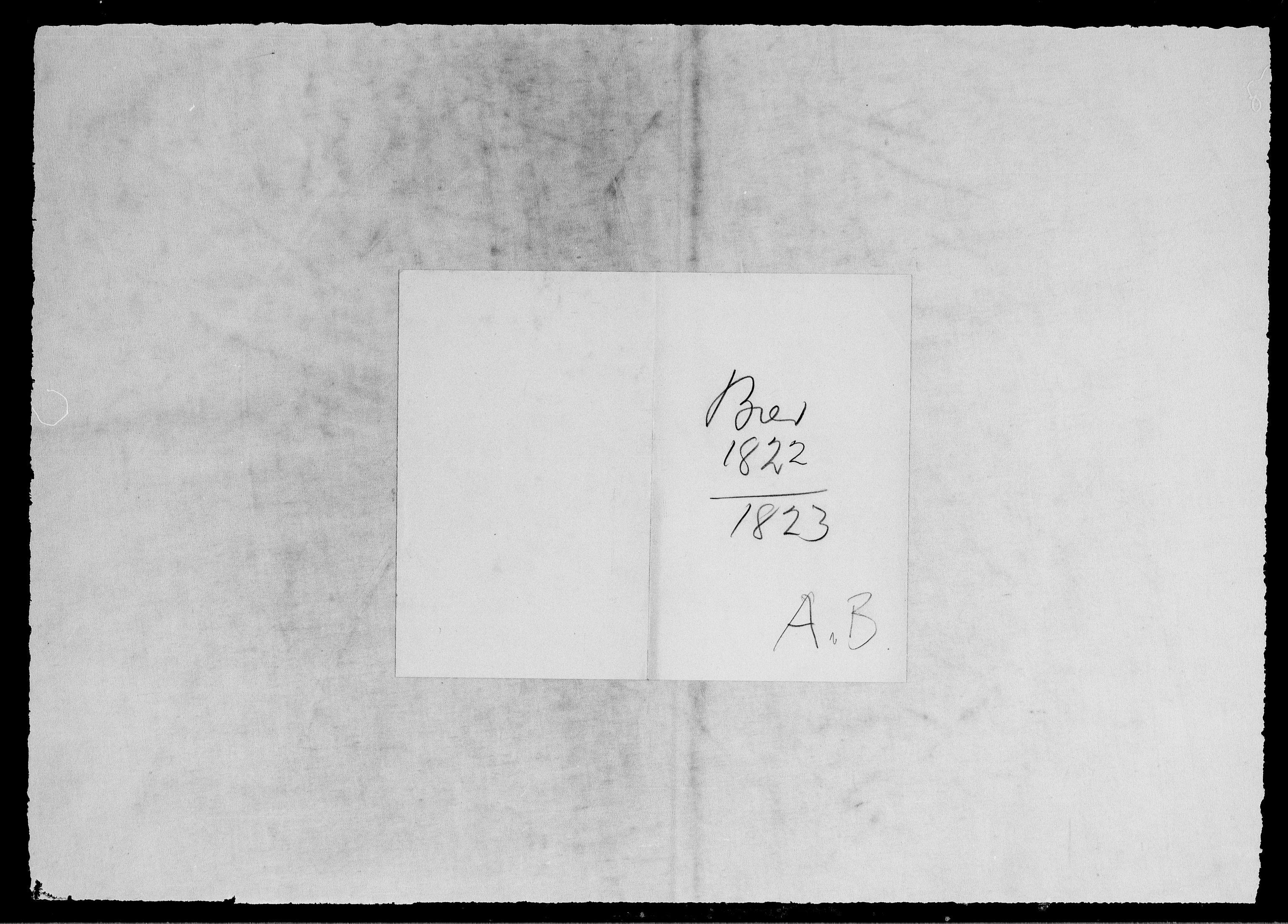 RA, Modums Blaafarveværk, G/Gb/L0090, 1822-1823, s. 2